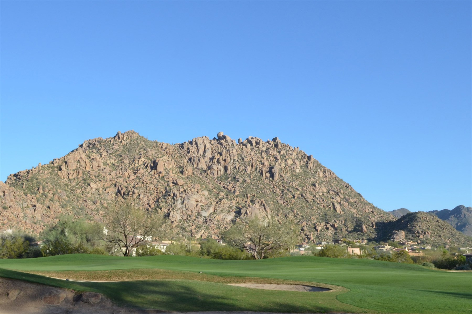 Terreno per Vendita alle ore Last premium golf course lot in guard gated Windy Walk Estates 10650 E Quartz Rock Rd #30 Scottsdale, Arizona, 85255 Stati Uniti