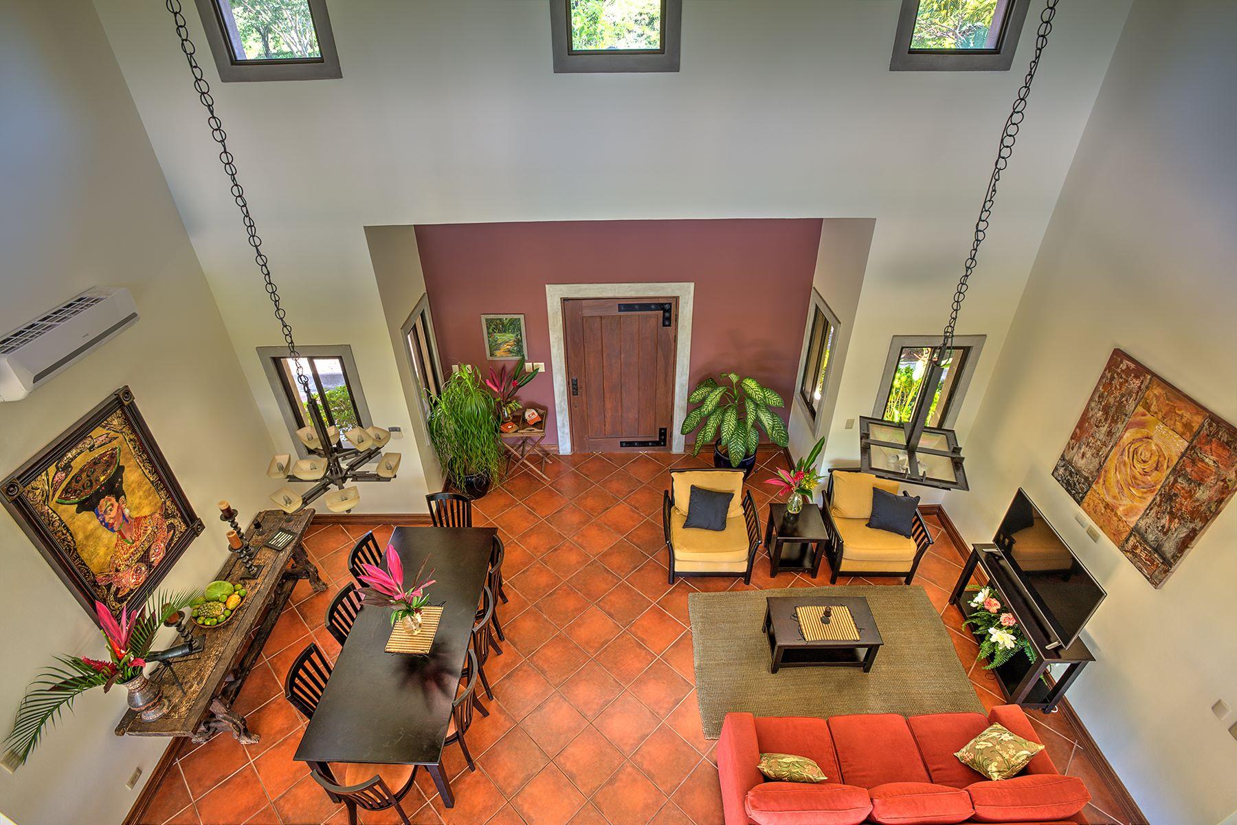 Additional photo for property listing at Villa Fin Luna PRICE REDUCED Reserva Conchal, Guanacaste Costa Rica