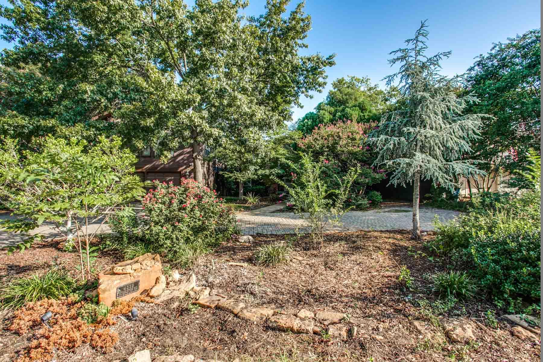 Einfamilienhaus für Verkauf beim Excellent Residential Lot 4339 Middleton Road Dallas, Texas, 75229 Vereinigte Staaten