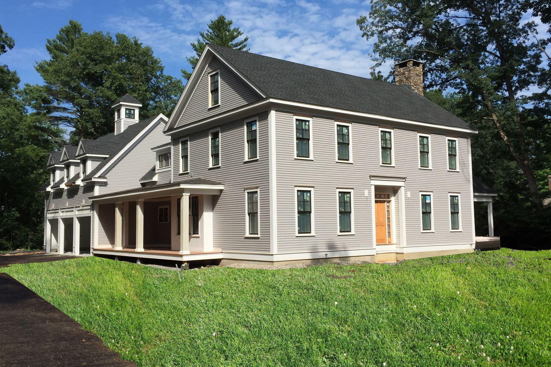 Tek Ailelik Ev için Satış at 211 Park Lane Concord, Massachusetts, 01742 Amerika Birleşik Devletleri