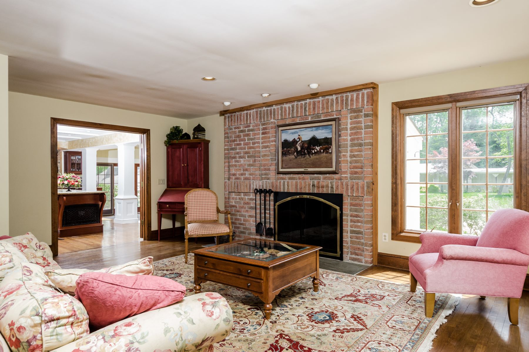 Additional photo for property listing at A Majestic Setting for Distinctive Lawrence Estate - Lawrence Township 4497 Province Line Road Princeton, Nueva Jersey 08540 Estados Unidos