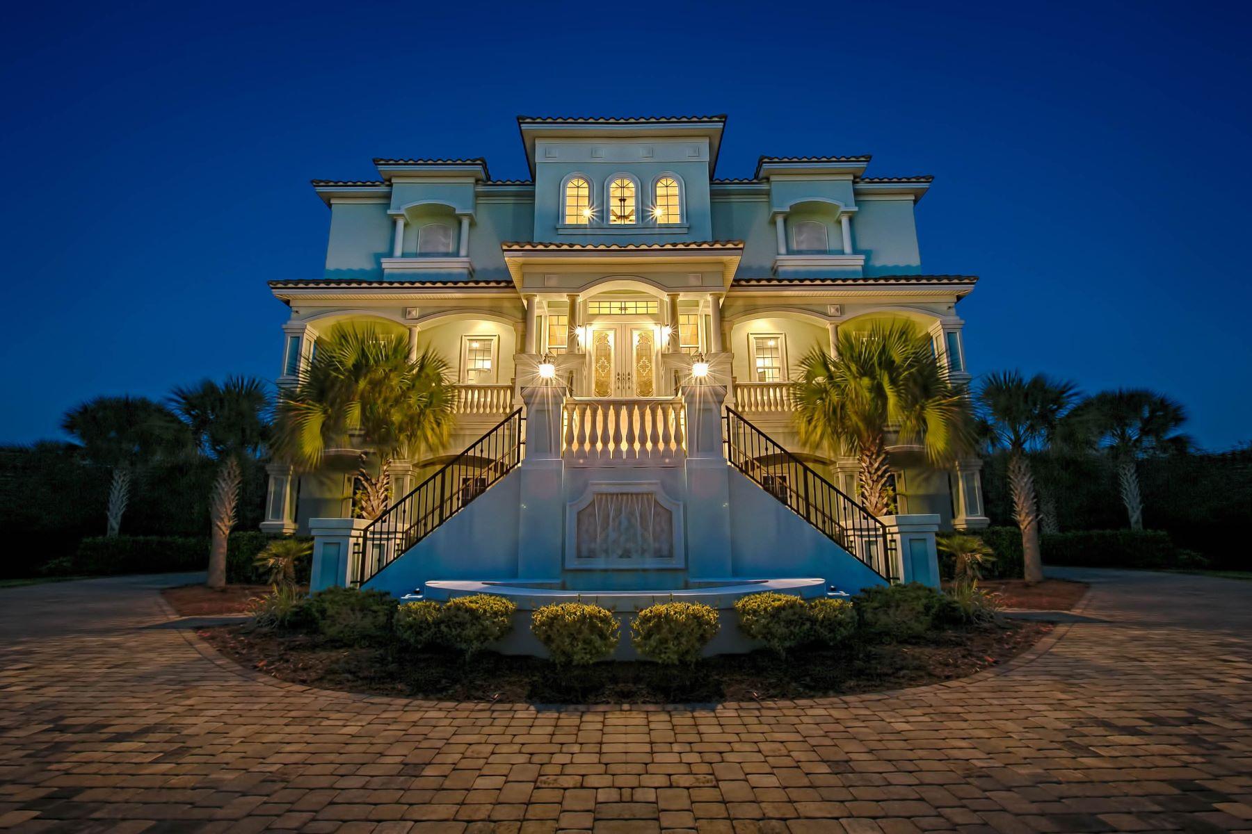 Maison unifamiliale pour l Vente à Northshore Drive 61 Northshore Drive Palm Coast, Florida, 32137 États-Unis