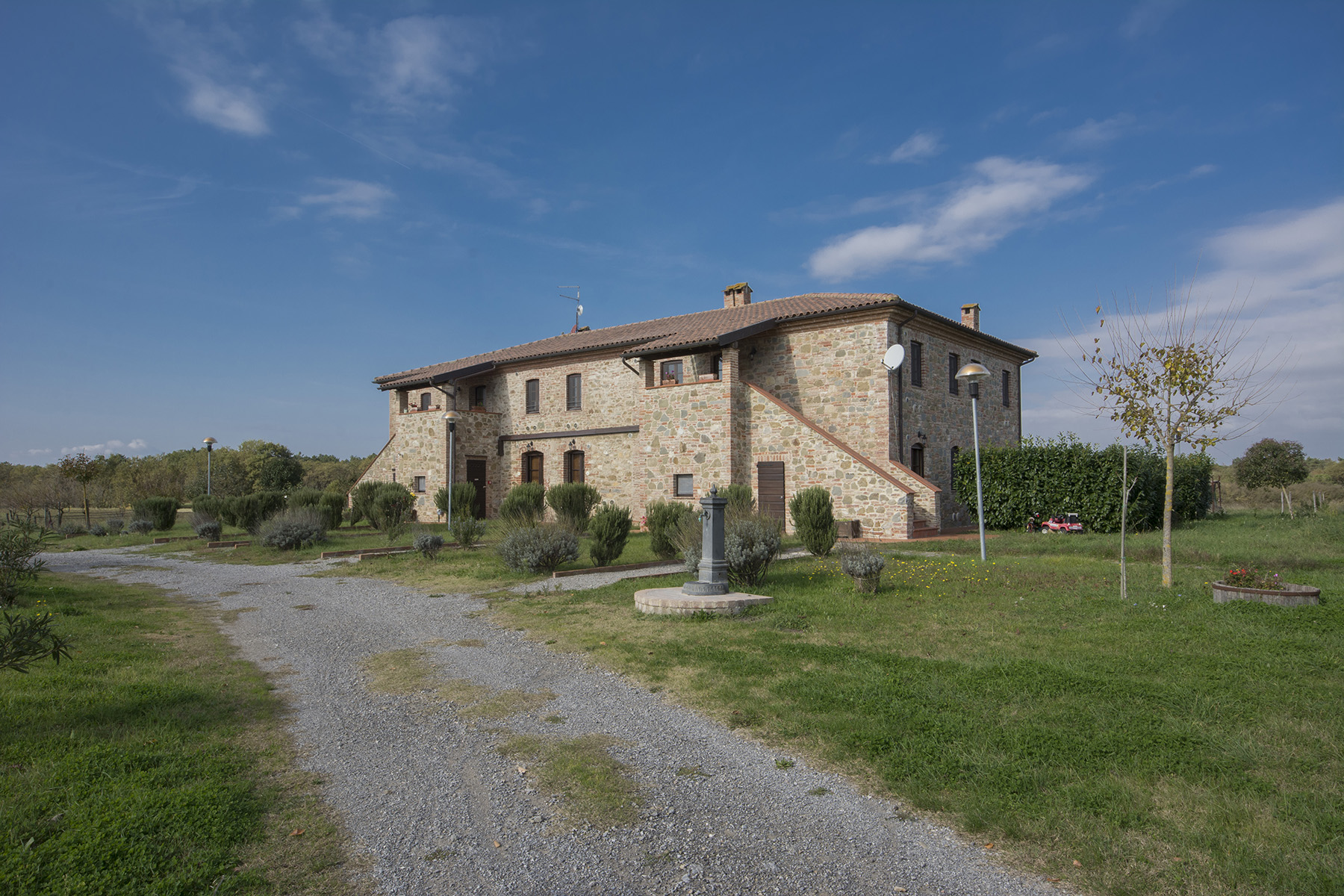 Single Family Home for Sale at Stunning natural oasis facing Trasimeno Lake Via Trasimeno Other Perugia, 06061 Italy