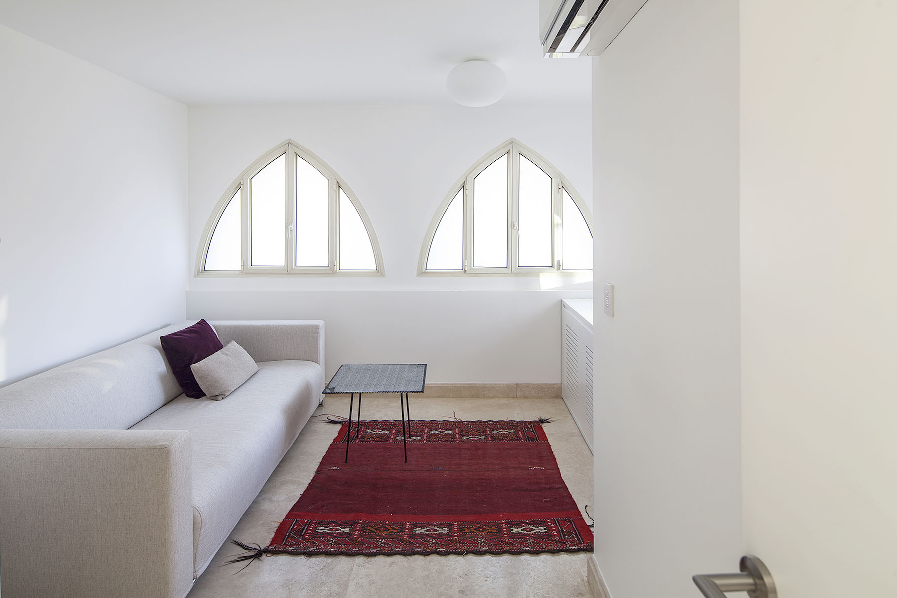 Additional photo for property listing at One of a Kind Historical Triplex Apartment in Jaffa Jaffa, Israel Israel