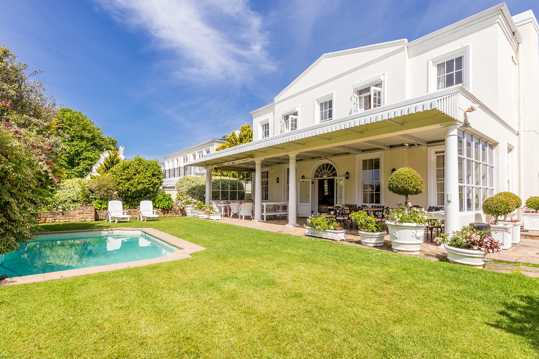 sales property at Claremont