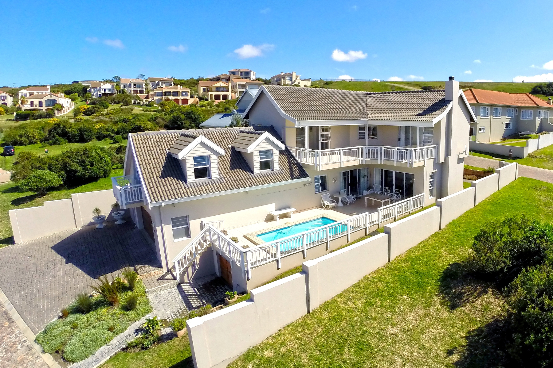 Single Family Home for Sale at Practical Gated Estate Home Plettenberg Bay, Western Cape, 6600 South Africa