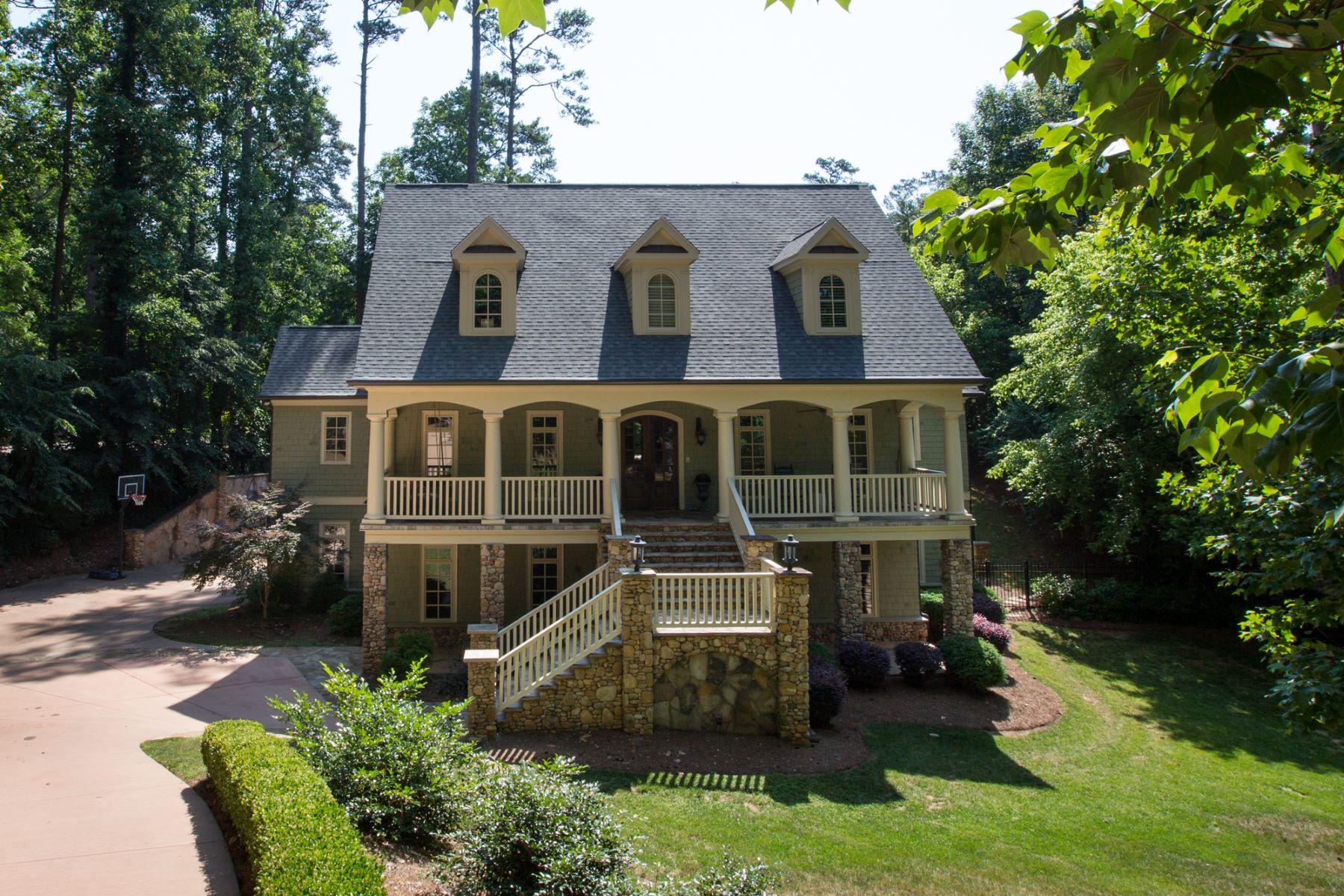 Maison unifamiliale pour l Vente à Fabulous Custom Property 4227 Peachtree Dunwoody Road NE Brookhaven, Atlanta, Georgia, 30342 États-Unis
