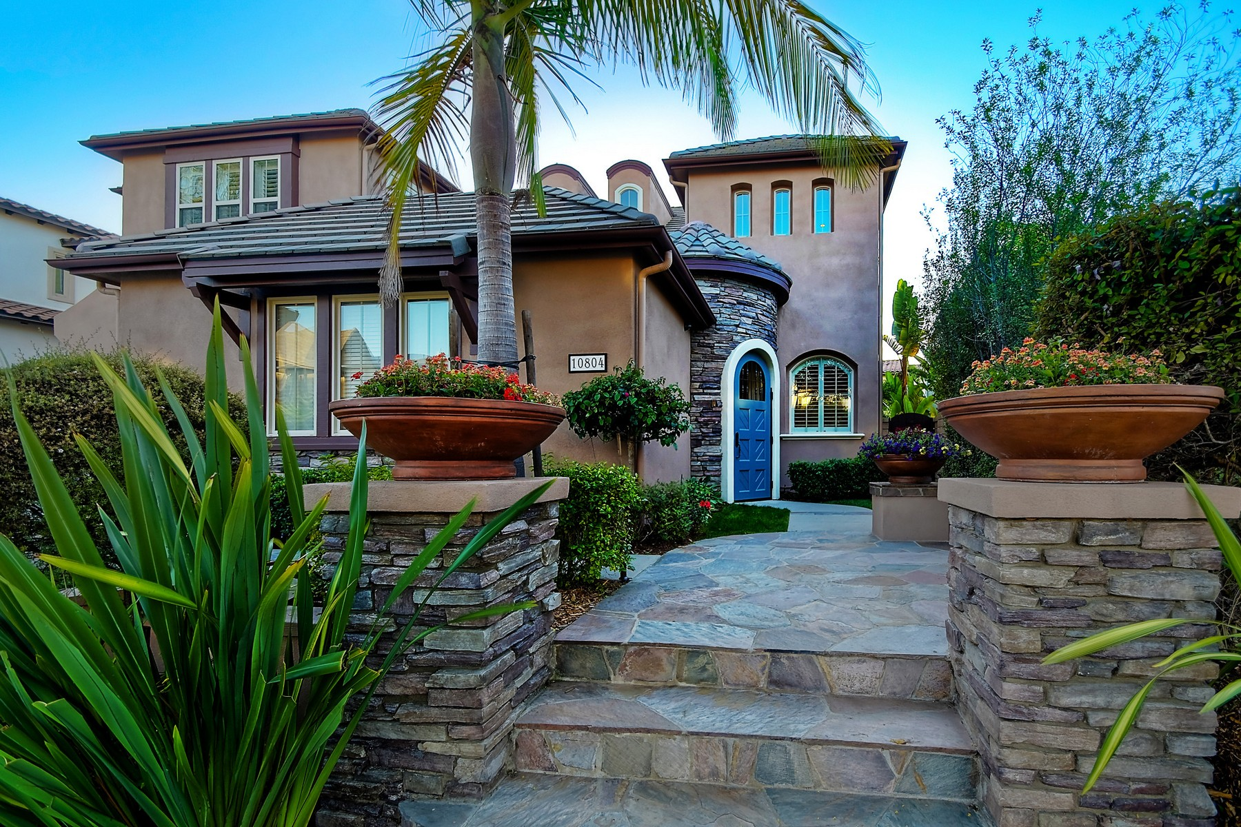Single Family Home for Sale at 10804 Heather Ridge Drive San Diego, California, 92130 United States