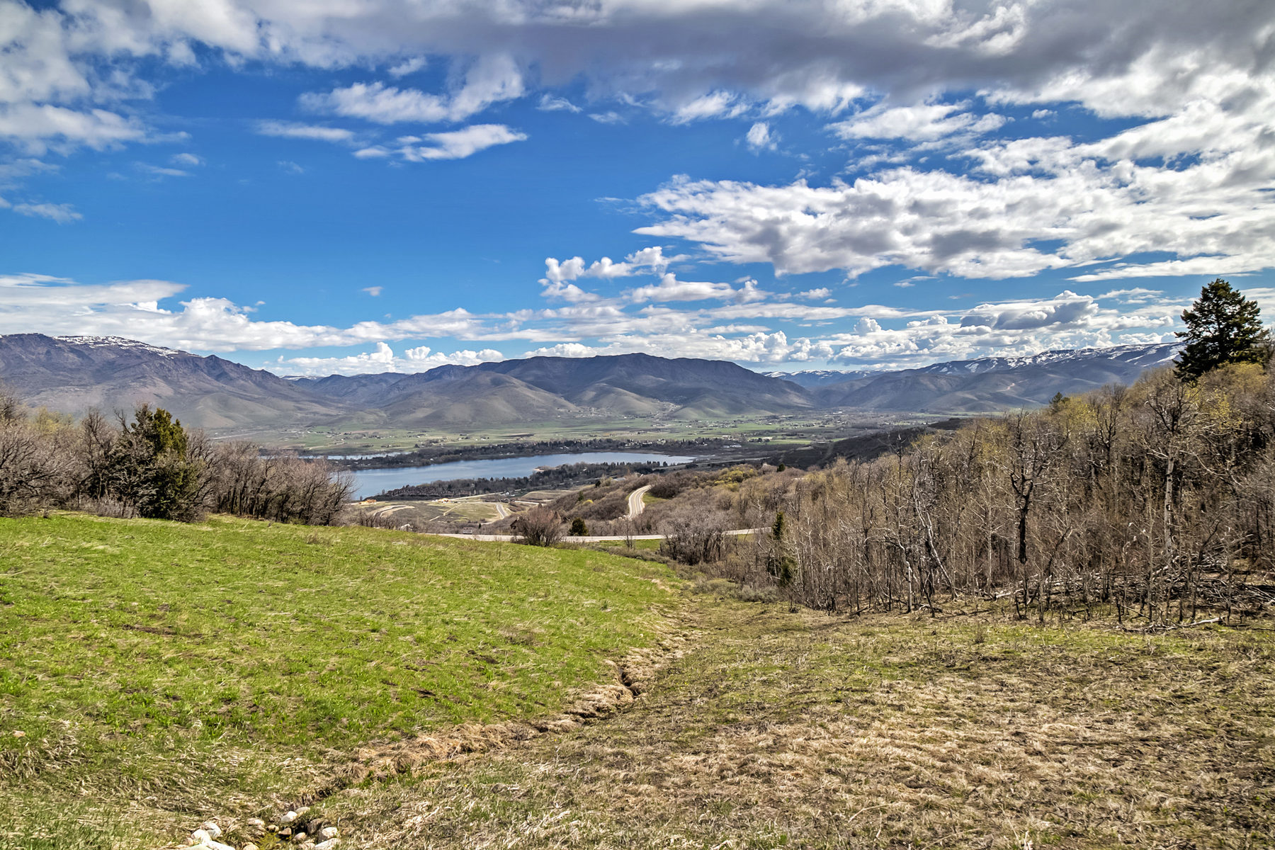 Земля для того Продажа на Most Spectacular View Lots in the Wasatch Range 5608 E Sundance Cir Lot 2 Huntsville, Юта, 84317 Соединенные Штаты