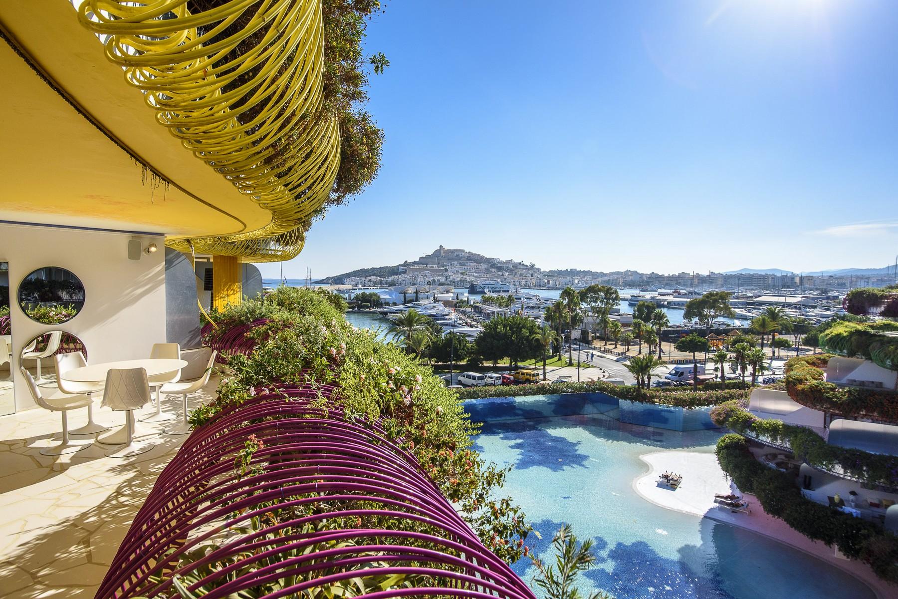 Квартира для того Продажа на Impressive 5Th Floor Apartment In Ibiza Marina Ibiza, Ивиса, 07800 Испания