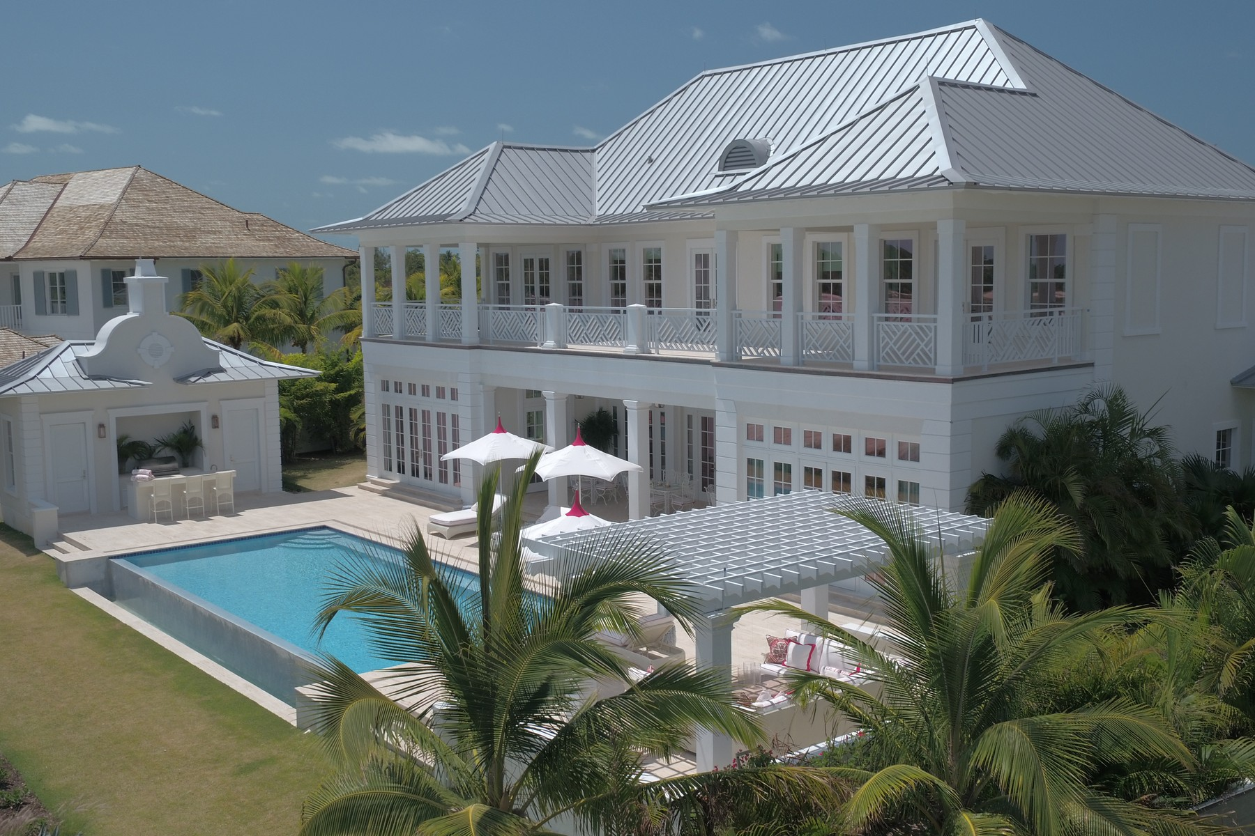 Single Family Home for Sale at Tee Time Albany, South Ocean, Nassau And Paradise Island Bahamas