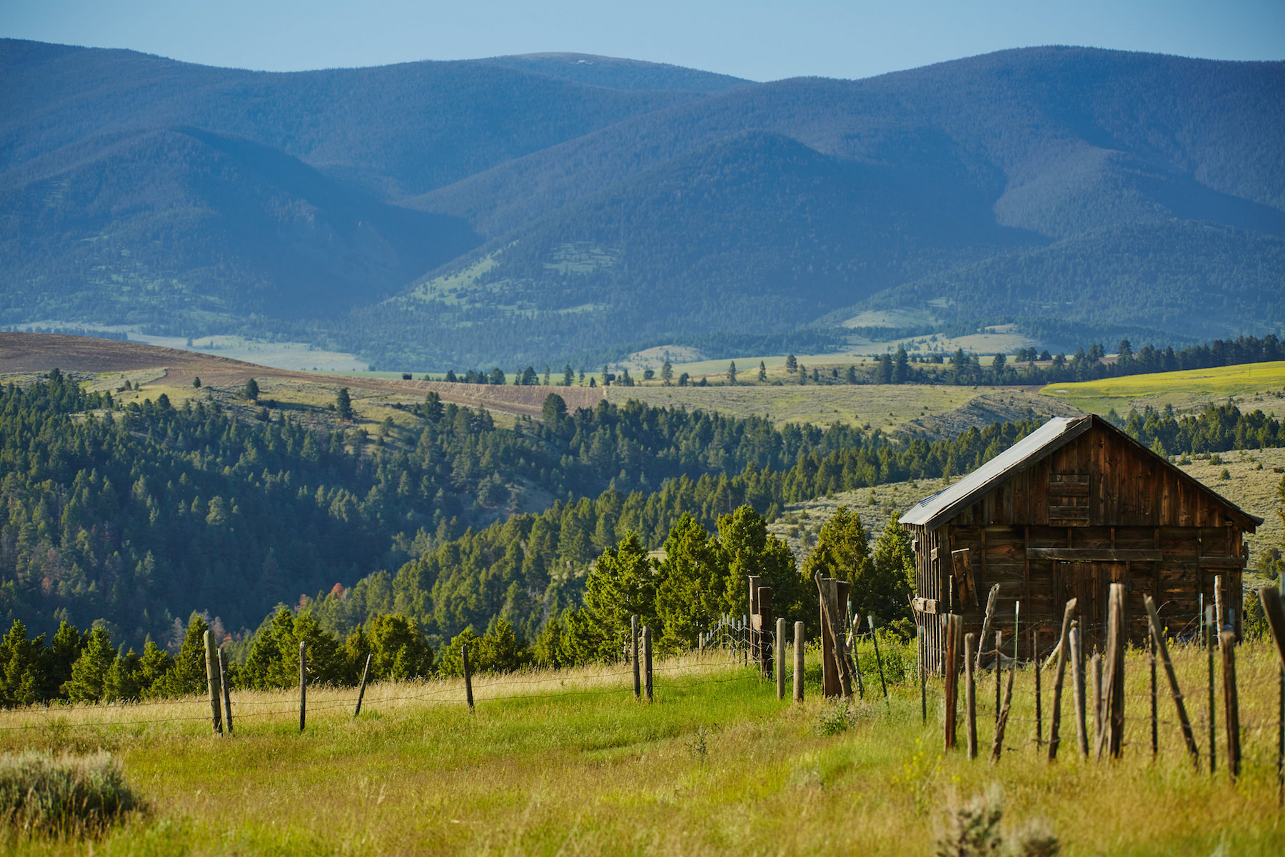 Farm / Ranch / Plantation for Sale at The Biggs BarX Ranch N Fork Ray Creek Road Townsend, Montana, 59644 United States