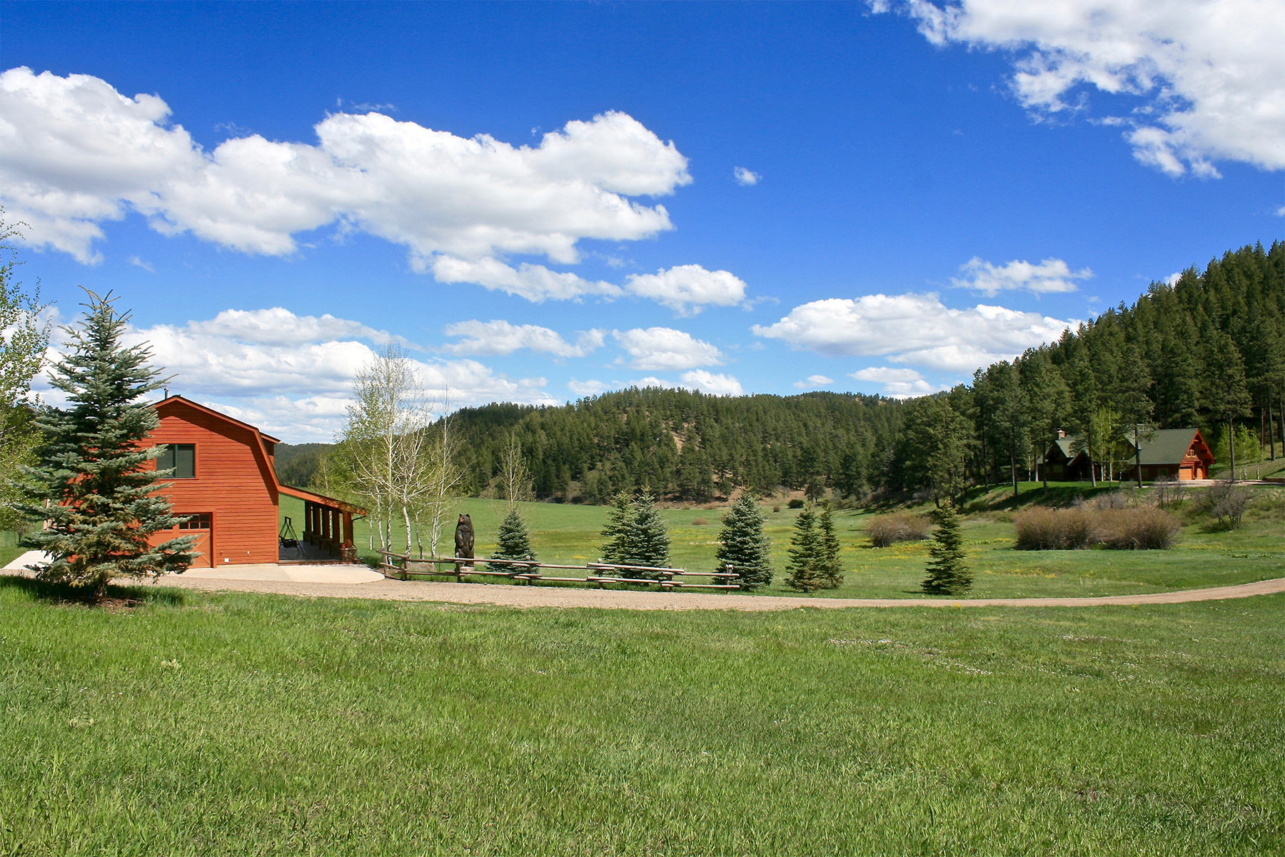 Single Family Home for Sale at Old Ponderosa Ranch 10676 CR 502 Bayfield, Colorado 81122 United States