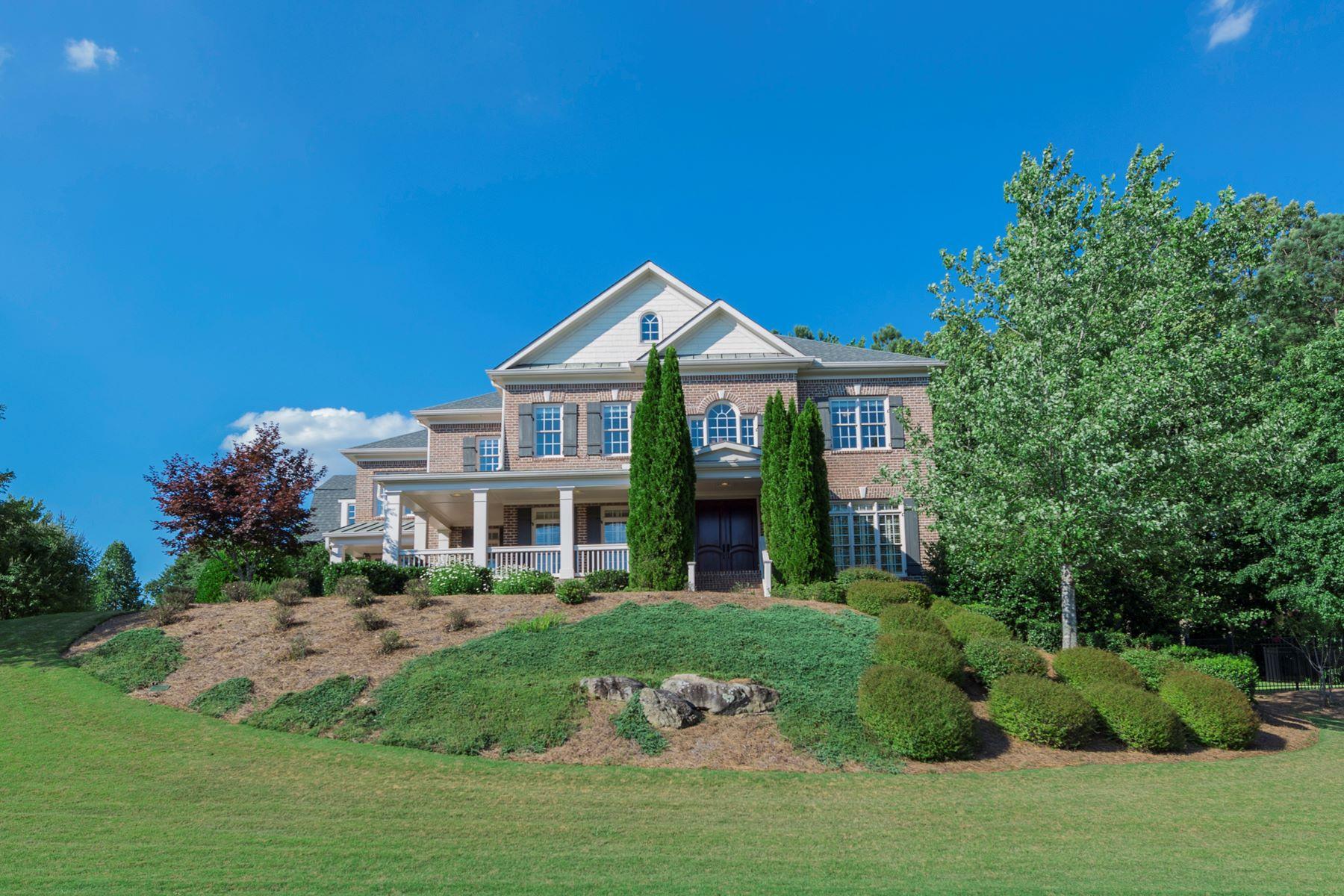 Maison unifamiliale pour l Vente à Your Staycation Destination 200 Inwood Terrace Roswell, Georgia, 30075 États-Unis