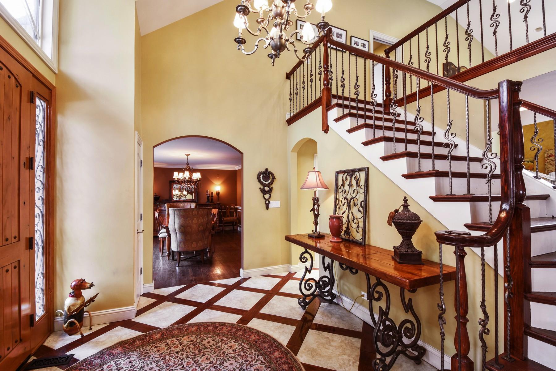 واحد منزل الأسرة للـ Sale في Long Grove - Bennington 3517 Woodland Lane Long Grove, Illinois, 60047 United States