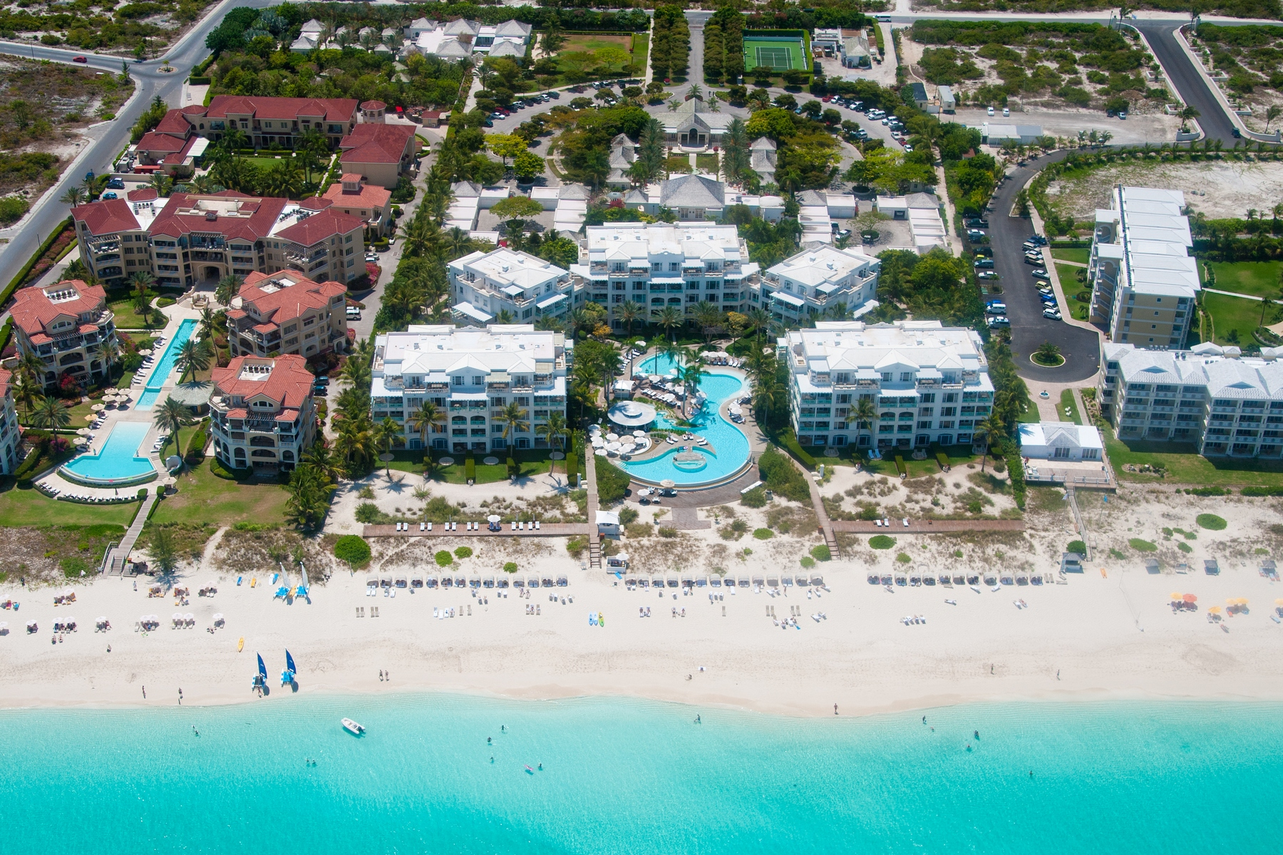 Additional photo for property listing at The Palms - Suite 3103/3104 Beachfront Grace Bay, Провиденсьялес TKCA 1ZZ Теркс И Кайкос