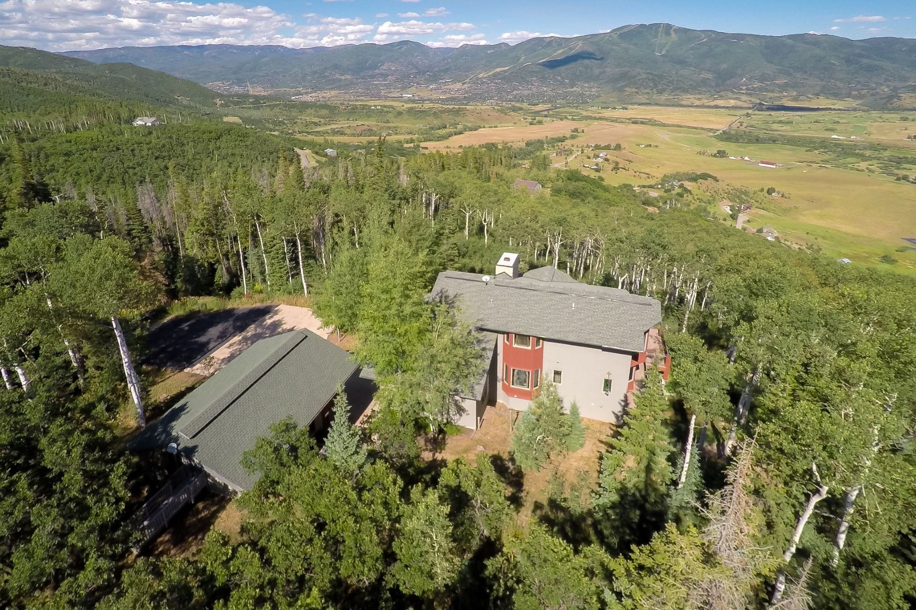 Single Family Home for Sale at Steamboat Pines Home 30365 Deer Lane Steamboat Springs, Colorado 80487 United States