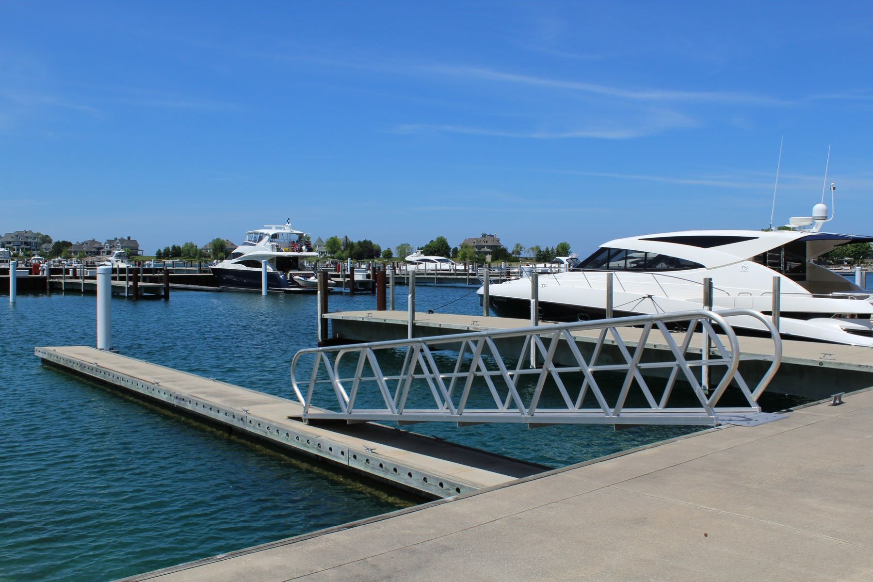 for Sale at Yacht Dock 99 4300 Vista Drive, Unit 99 Bay Harbor, Michigan, 49770 United States