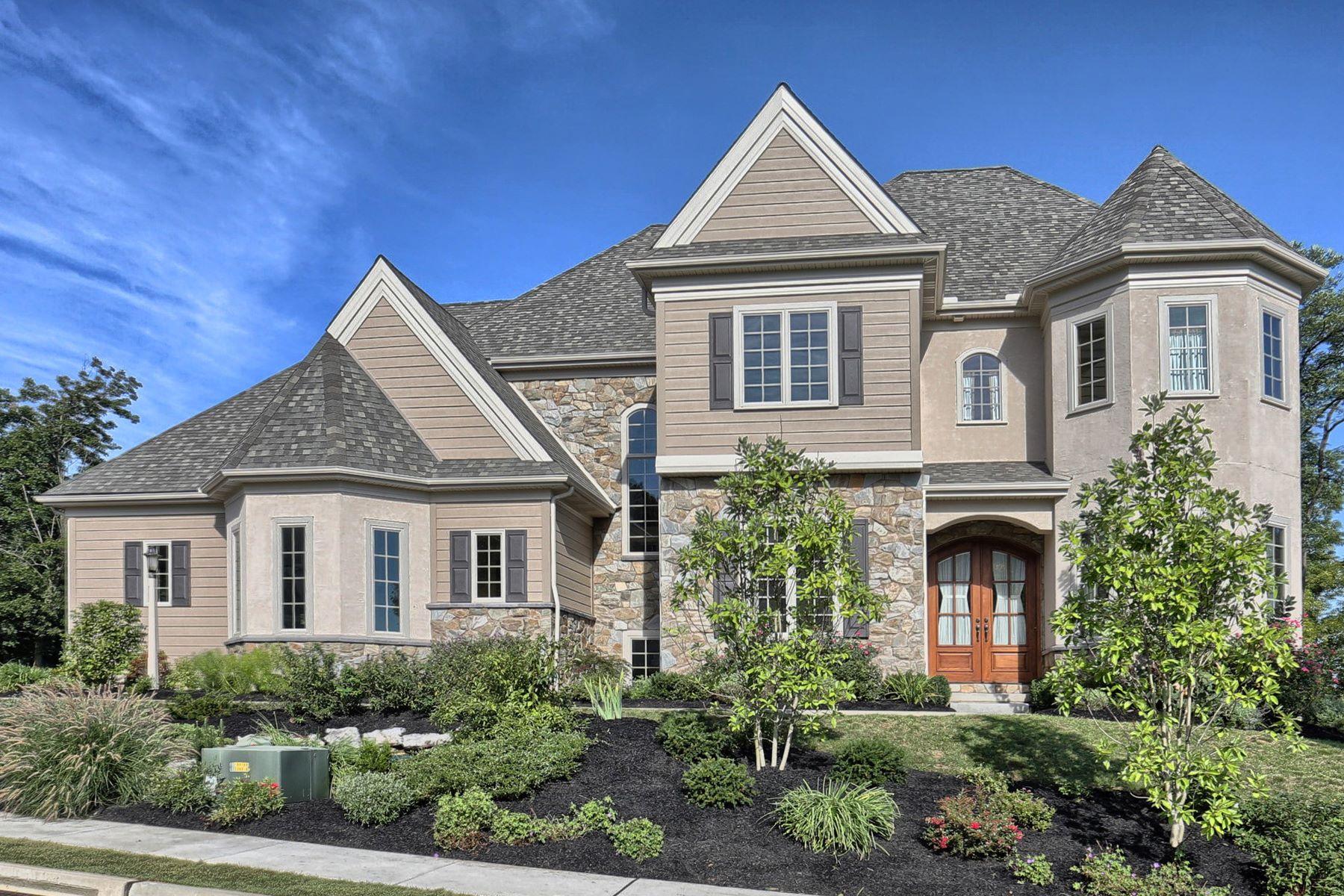 Maison unifamiliale pour l Vente à 363 Spring Haven Drive Lancaster, Pennsylvanie 17601 États-Unis