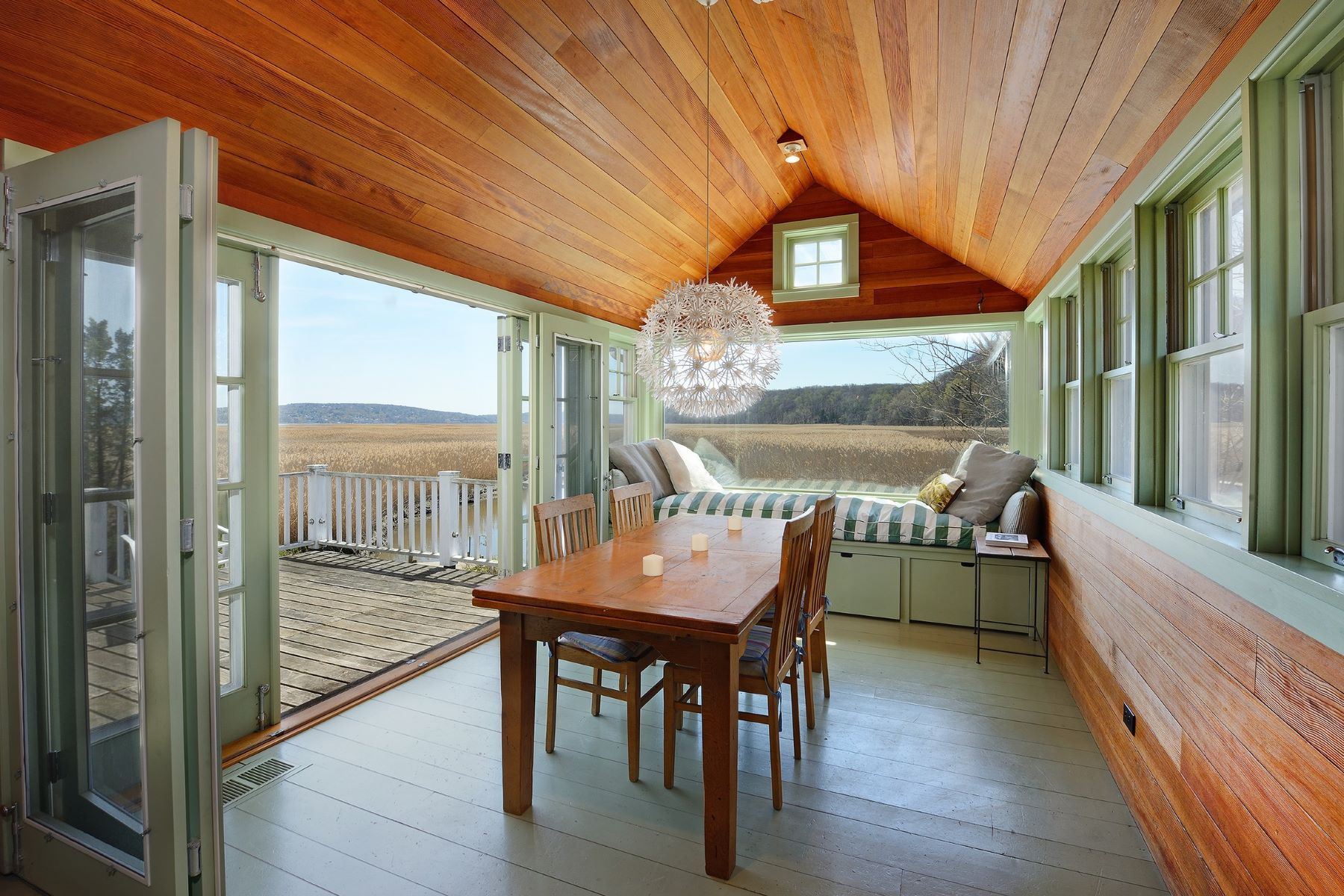 sales property at Architect Designed Waterfront Home
