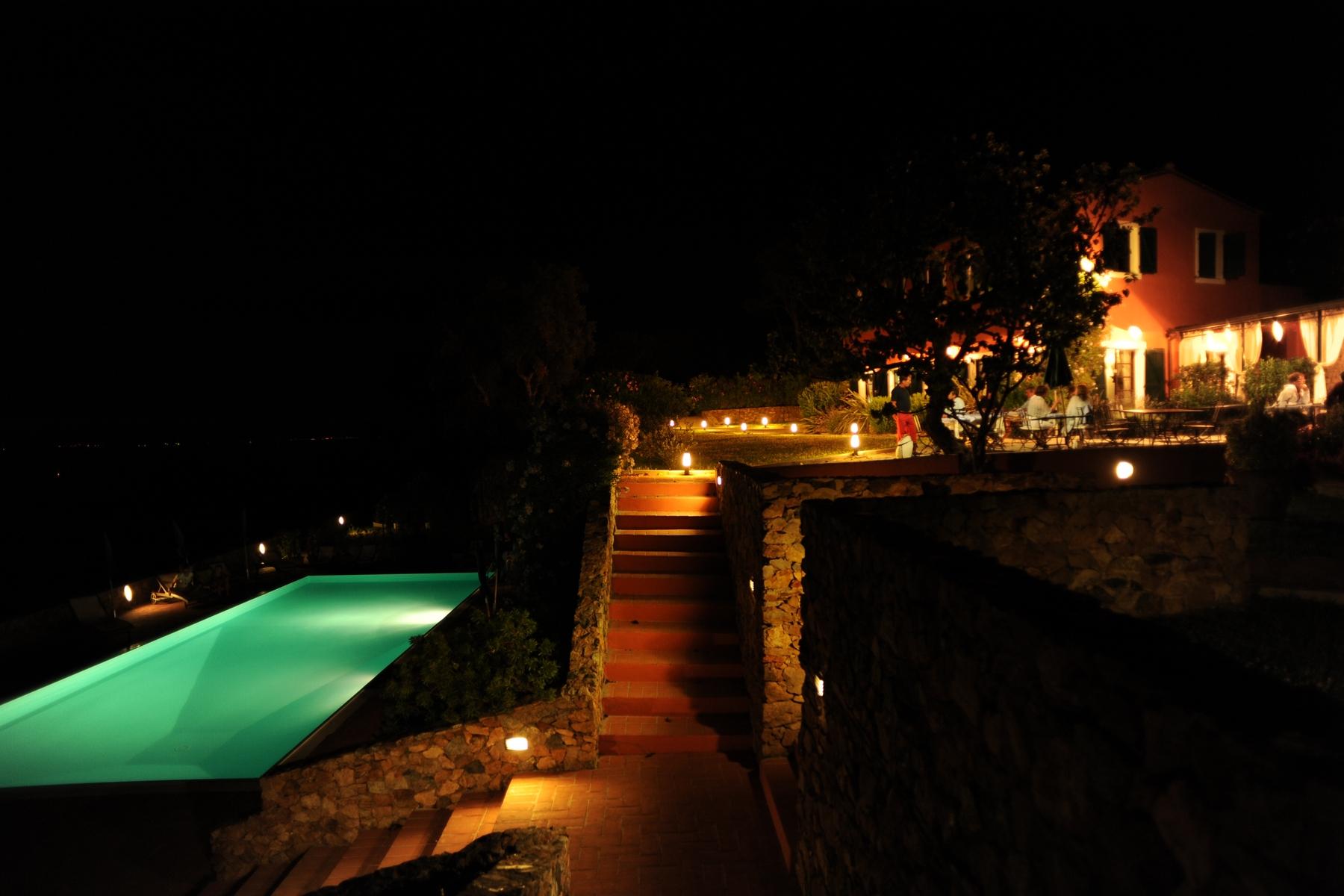 Additional photo for property listing at Panoramic farmhouse with winery Rio Marina Rio Marina, Livorno 57038 Italien