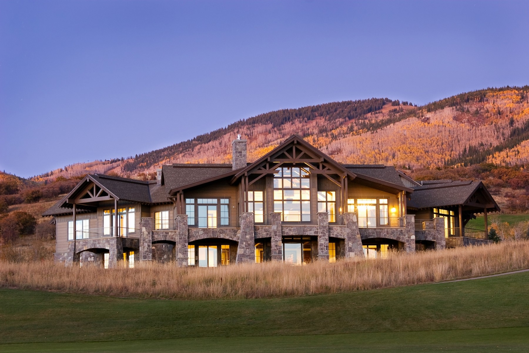 Maison unifamiliale pour l Vente à 33560 Catamount Drive South Valley, Steamboat Springs, Colorado, 80487 États-Unis