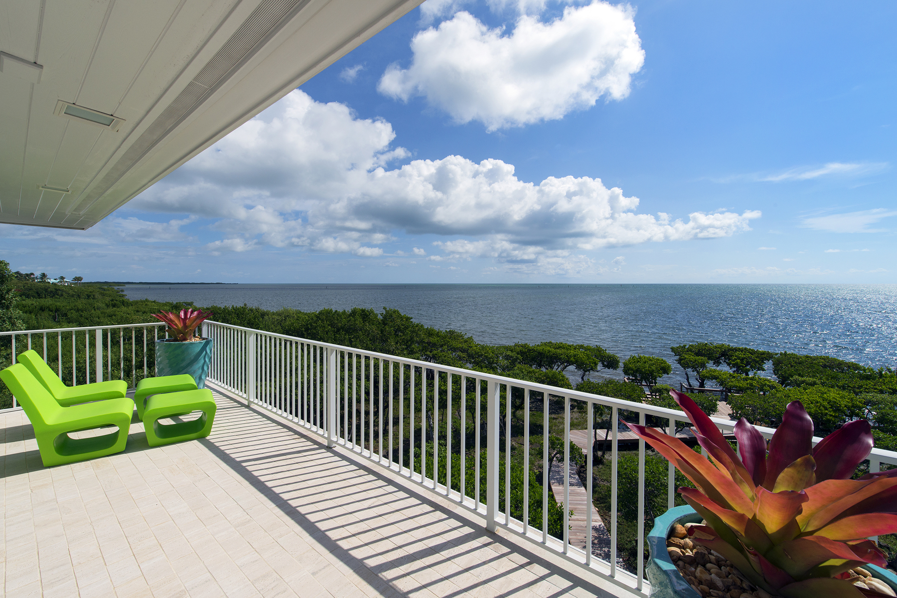 Single Family Home for Sale at Captivating Ocean Front Views at Ocean Reef 15 Sunrise Cay Drive Key Largo, Florida 33037 United States