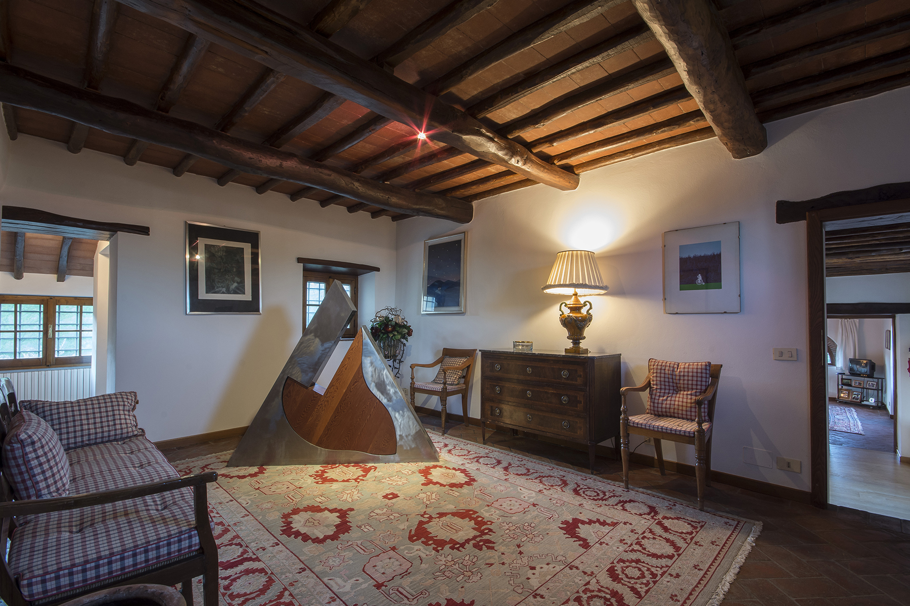 Additional photo for property listing at Lovely farmhouse with views of Montecatini Terme Montecatini Terme, Pistoia Italie