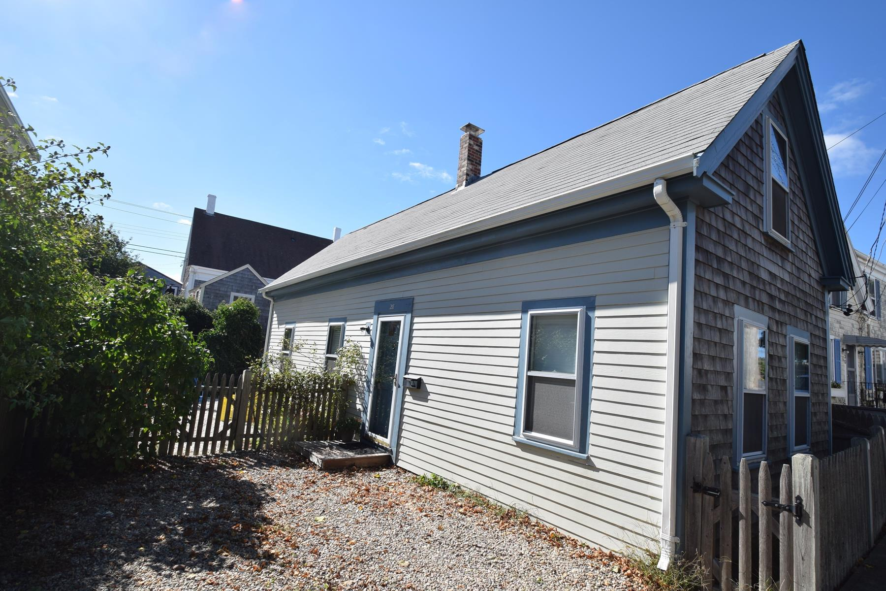 Single Family Home for Sale at West End Single Family 28 Montello Street Provincetown, Massachusetts, 02657 United States