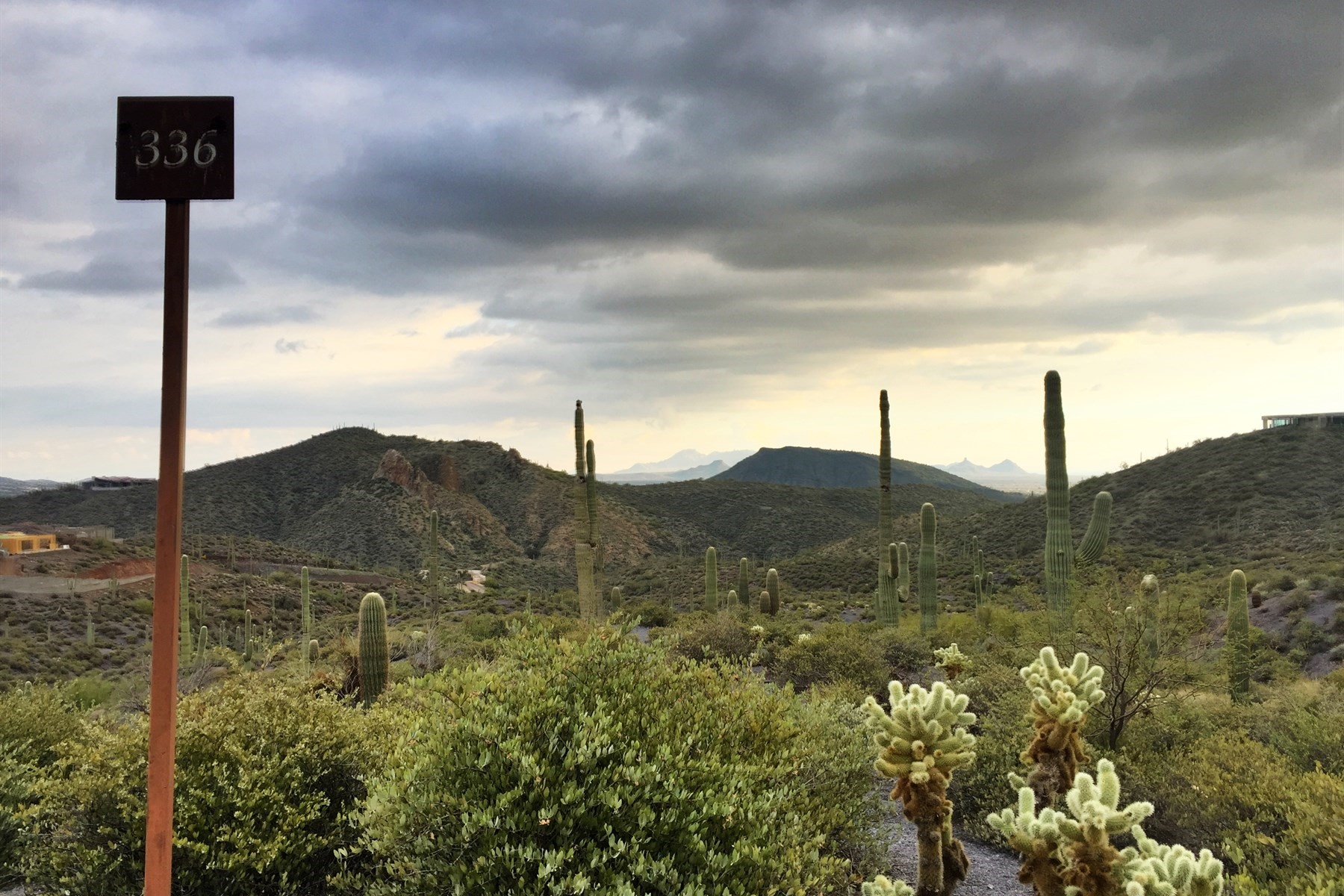 Land for Sale at Elevated south-facing estate lot in Desert Mountain's Cintarosa 9107 E Grapvine Pass #336, Scottsdale, Arizona, 85262 United States