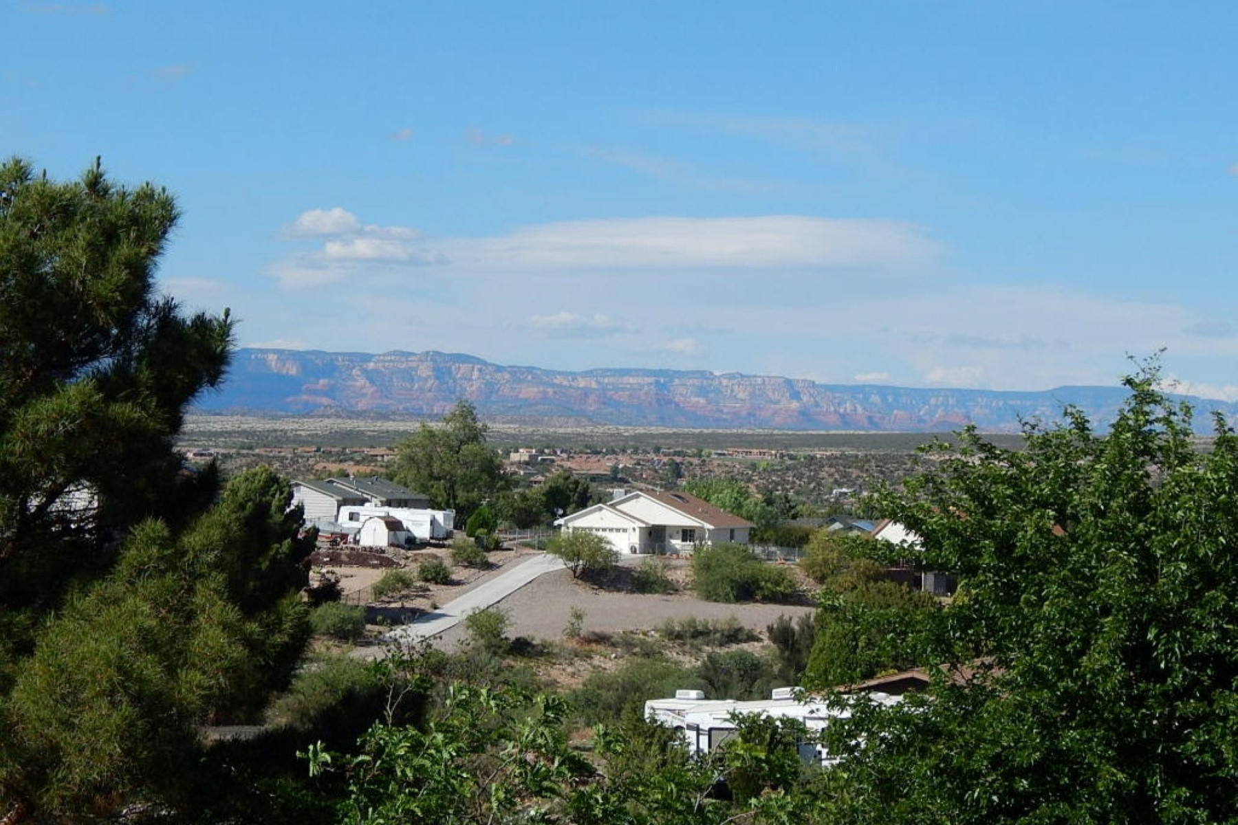 sales property at Great view lot, set high with great views of Red Rocks