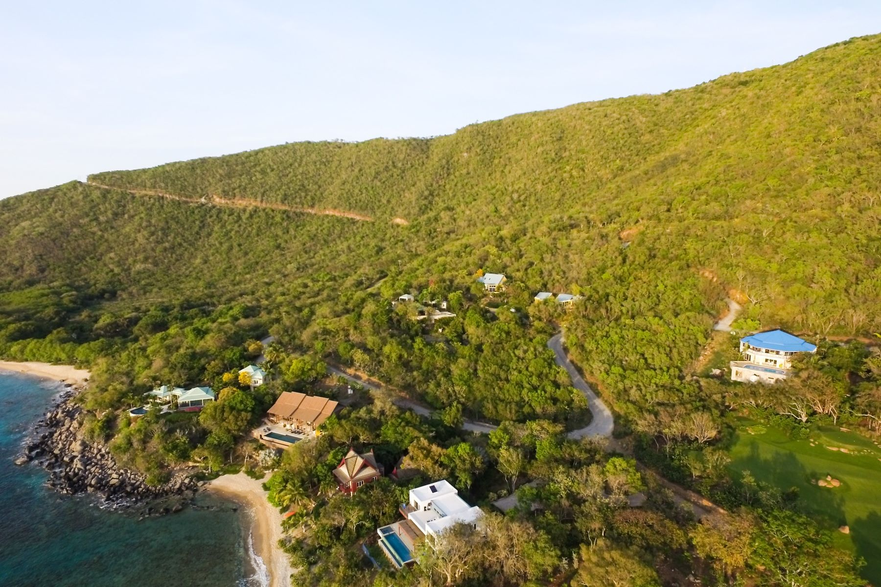 أراضي للـ Sale في Nail Bay Hillside Land Lots Nail Bay, Virgin Gorda British Virgin Islands