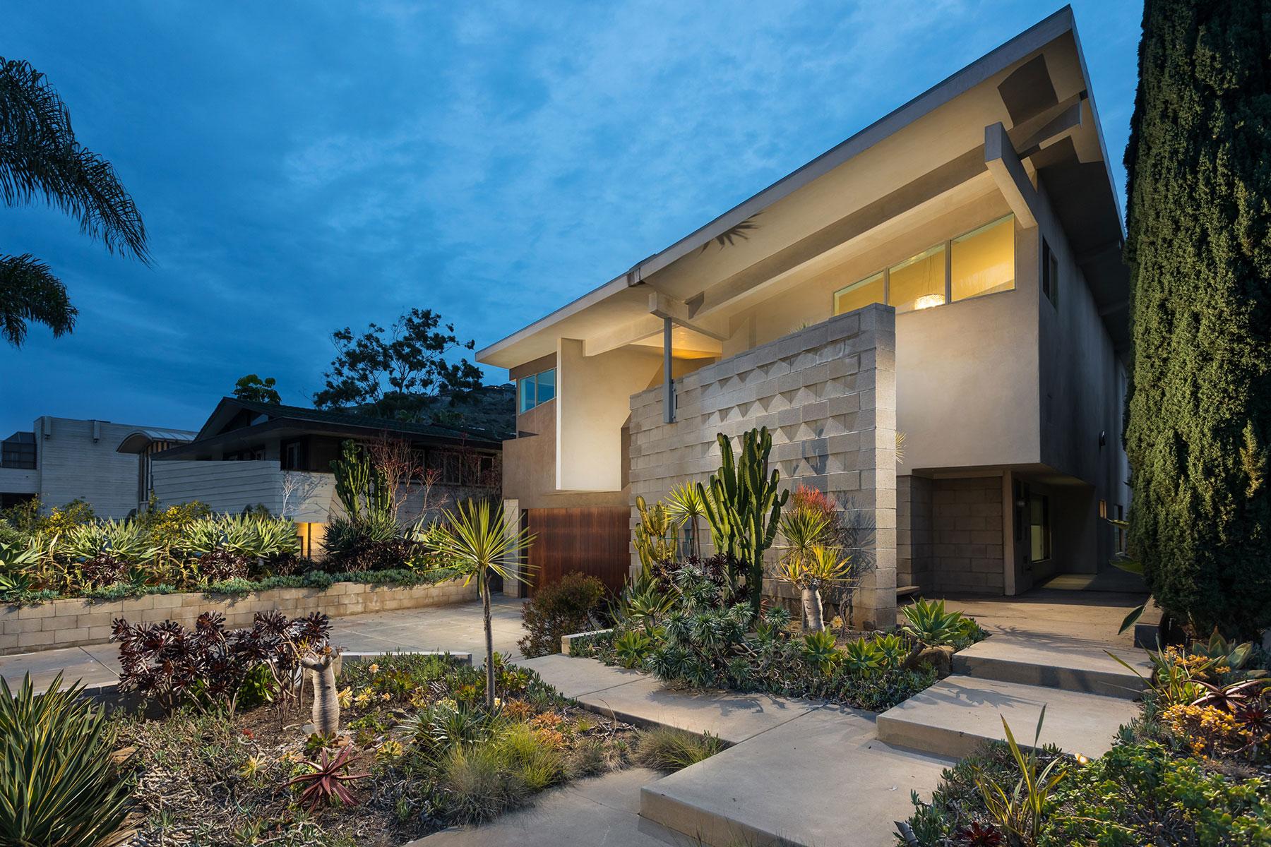 단독 가정 주택 용 매매 에 32416 Coast Hwy Laguna Beach, 캘리포니아, 92651 미국