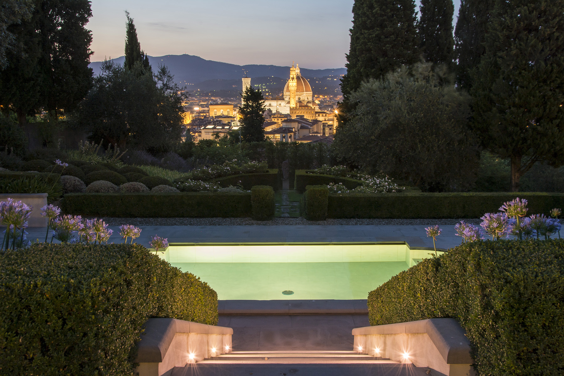 Single Family Home for Sale at Beautiful villa with breathtaking views of Florence Firenze, Italy