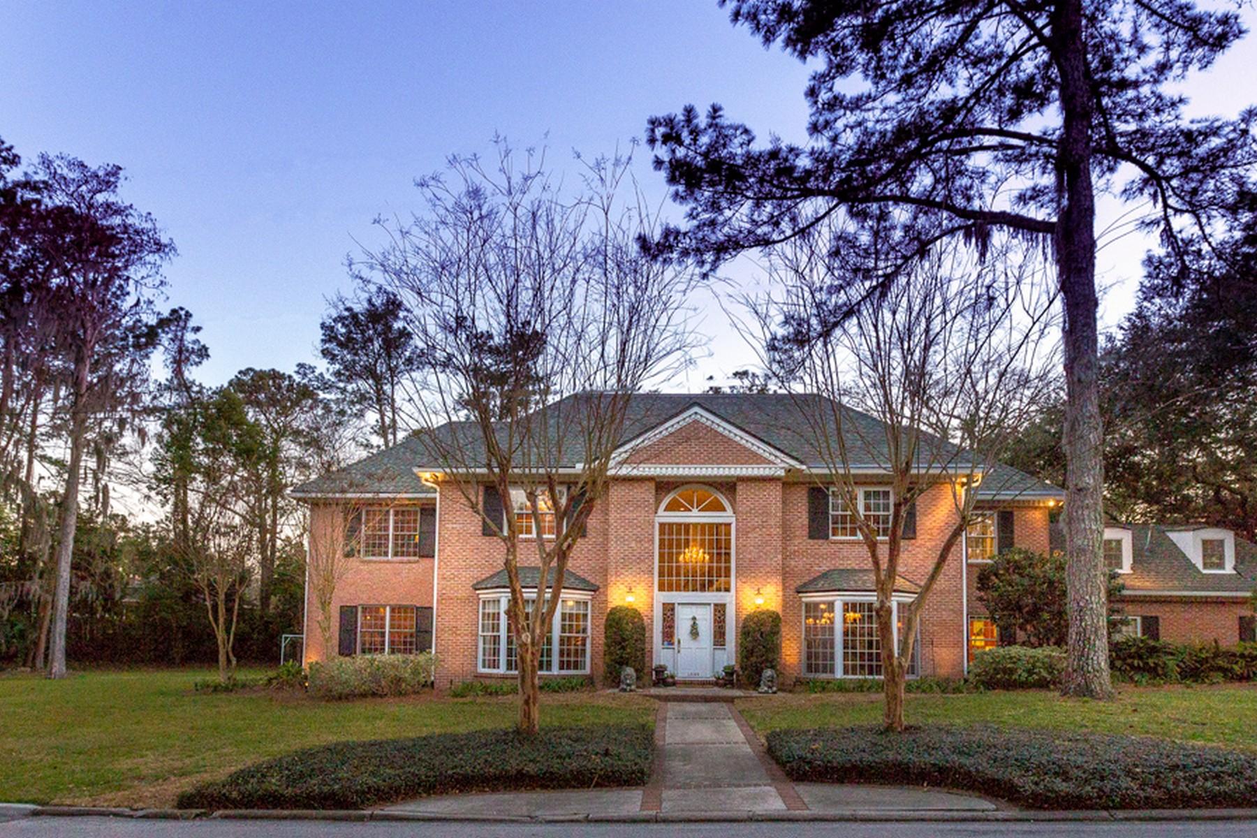 Maison unifamiliale pour l Vente à Oriental Gardens 1020 Oriental Gardens Road San Marco, Jacksonville, Florida, 32207 États-Unis