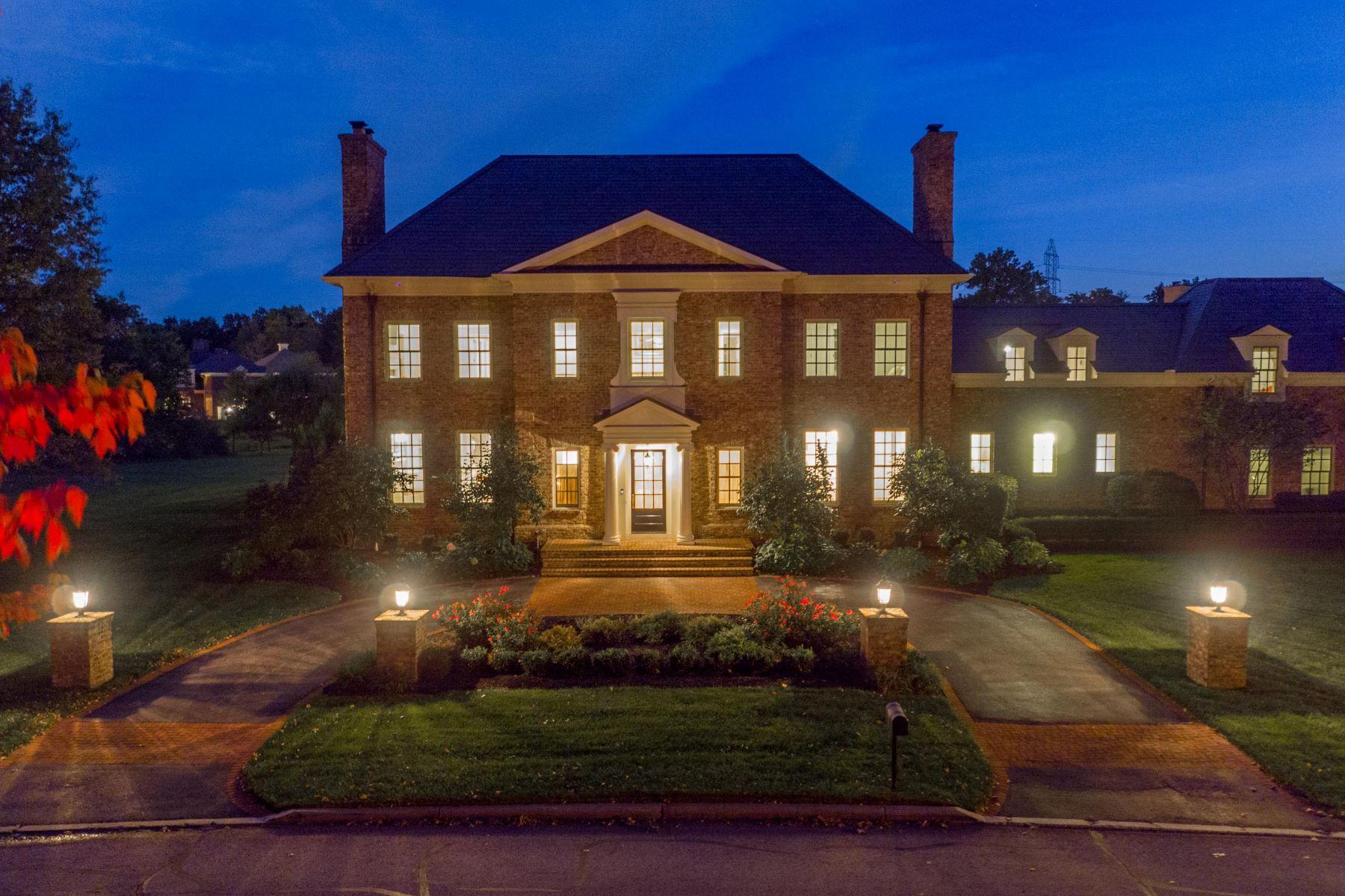 独户住宅 为 销售 在 7305 Lambton Green South 新奥尔巴尼, 俄亥俄州, 43054 美国
