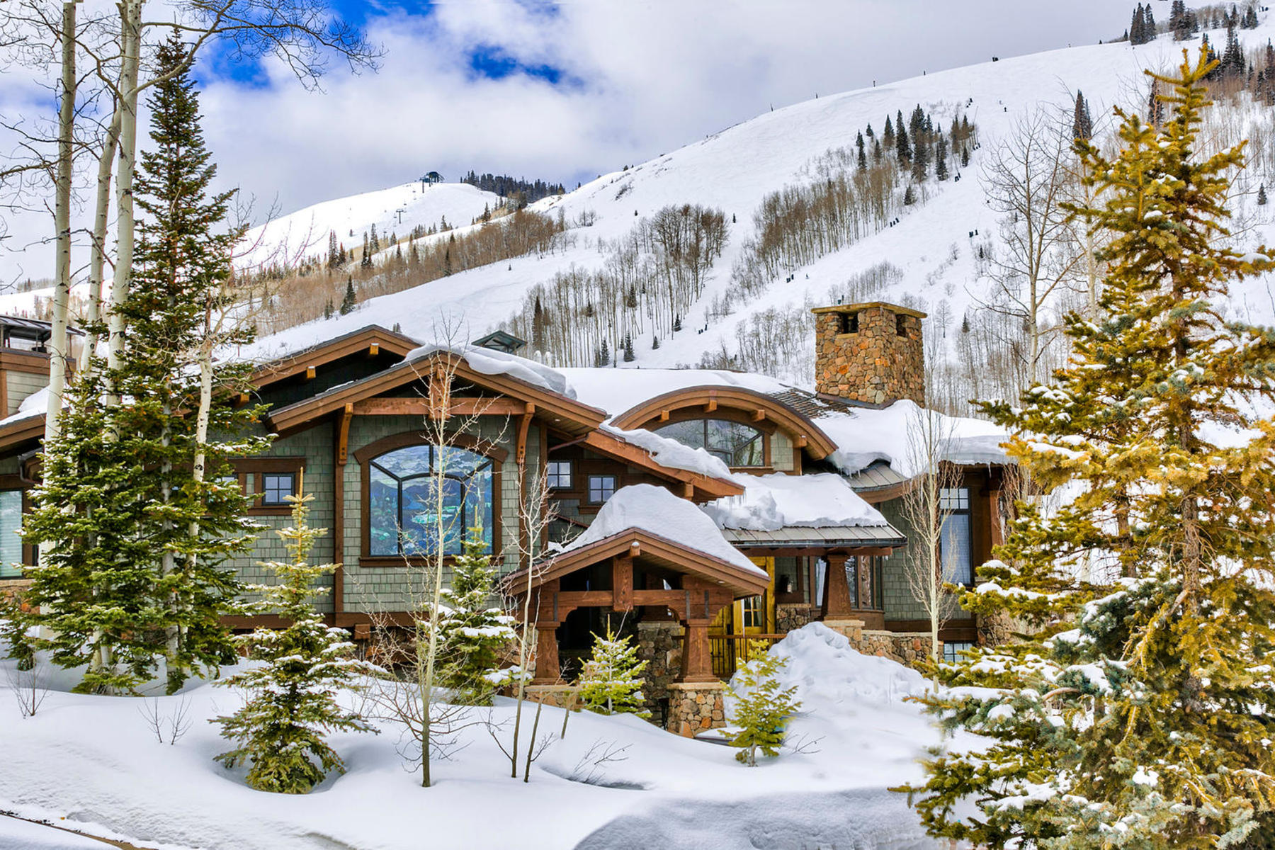 Maison unifamiliale pour l Vente à Rare Opportunity to Own in Northside Village 1 Northside Court Park City, Utah, 84060 États-Unis