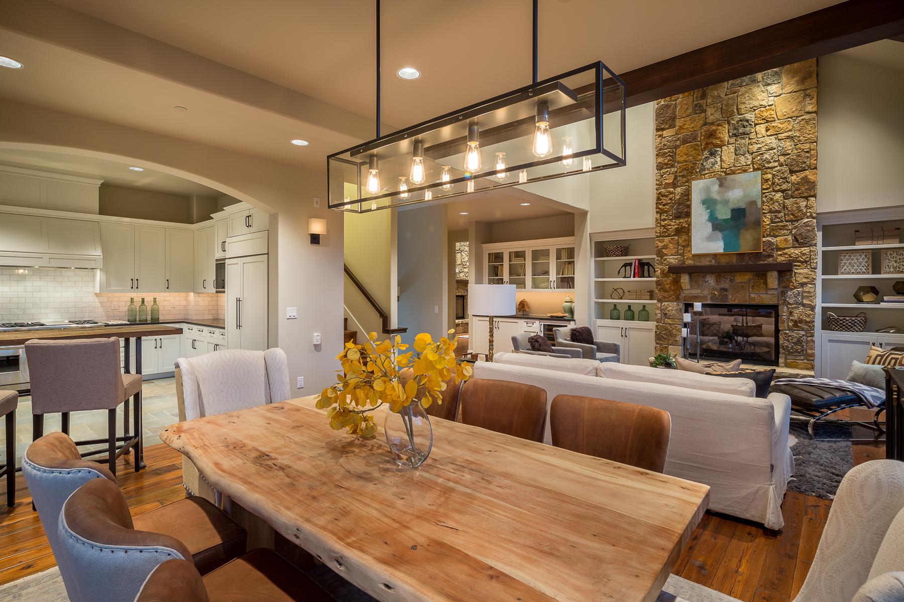 Condominio por un Venta en Villas at Cortina, PH 9 125 Cortina Drive Mountain Village Telluride, Colorado, 81435 Estados Unidos