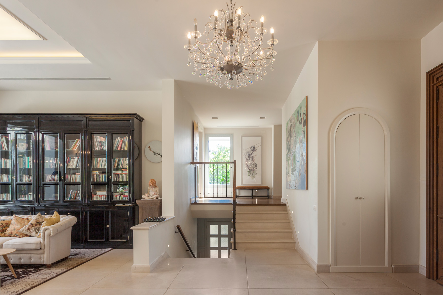 Additional photo for property listing at Majestic Classic Sea View Villa  Caesarea, Israel 3088900 Israël