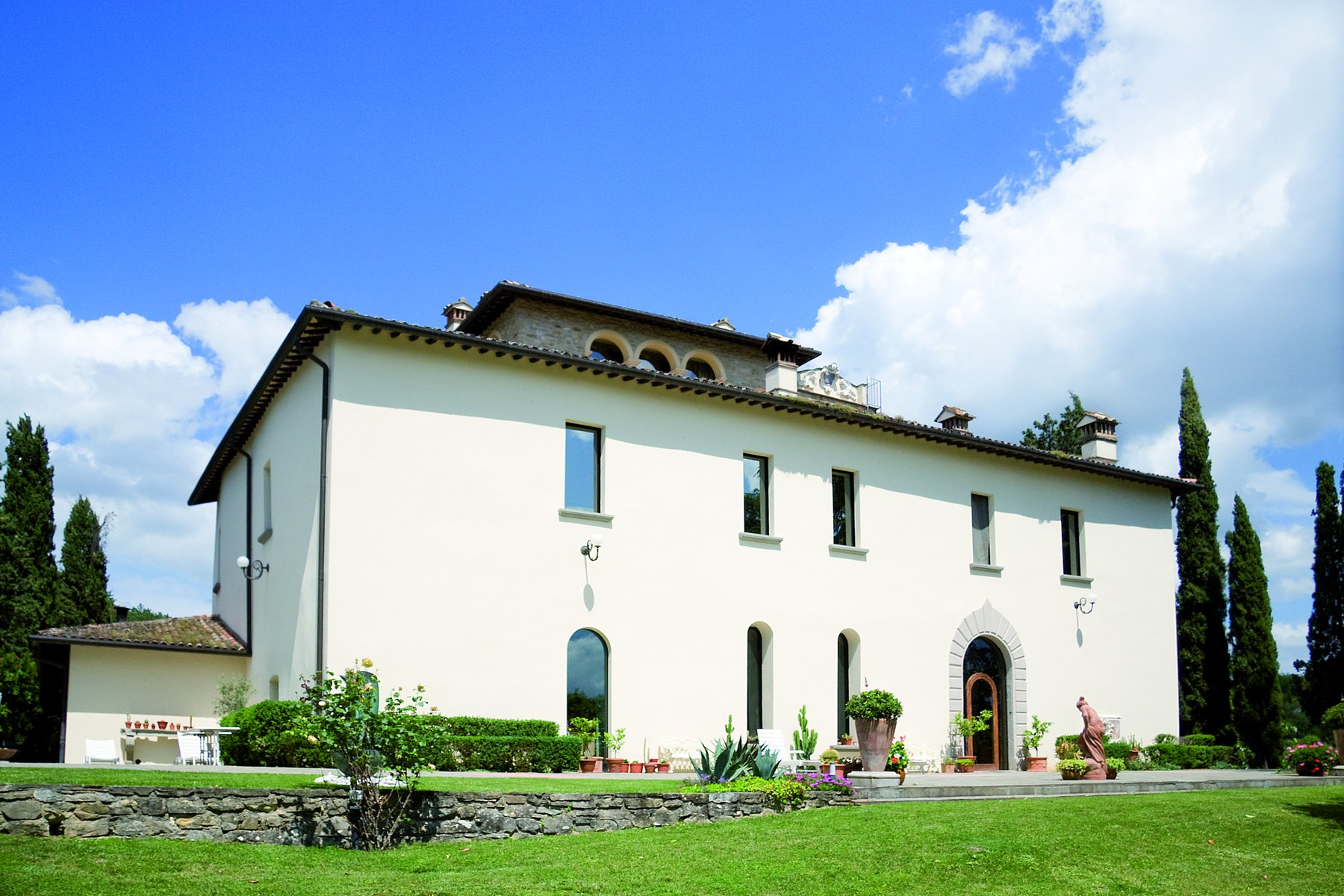 Single Family Home for Sale at Exclusive villa in umbrian countryside Voc. Coppi Citta Di Castello, Perugia 06012 Italy