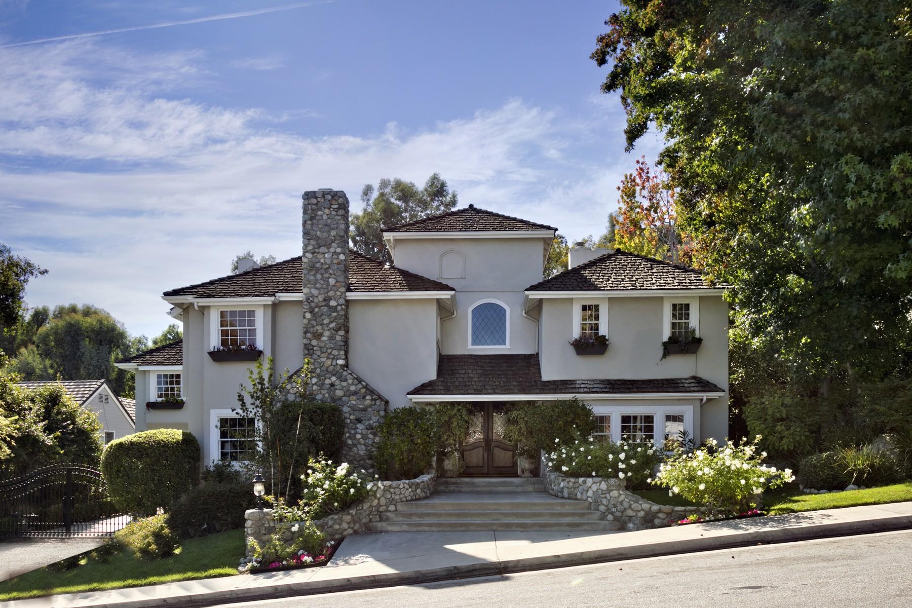 Частный односемейный дом для того Продажа на 30011 Hillside Terrace San Juan Capistrano, Калифорния 92675 Соединенные Штаты