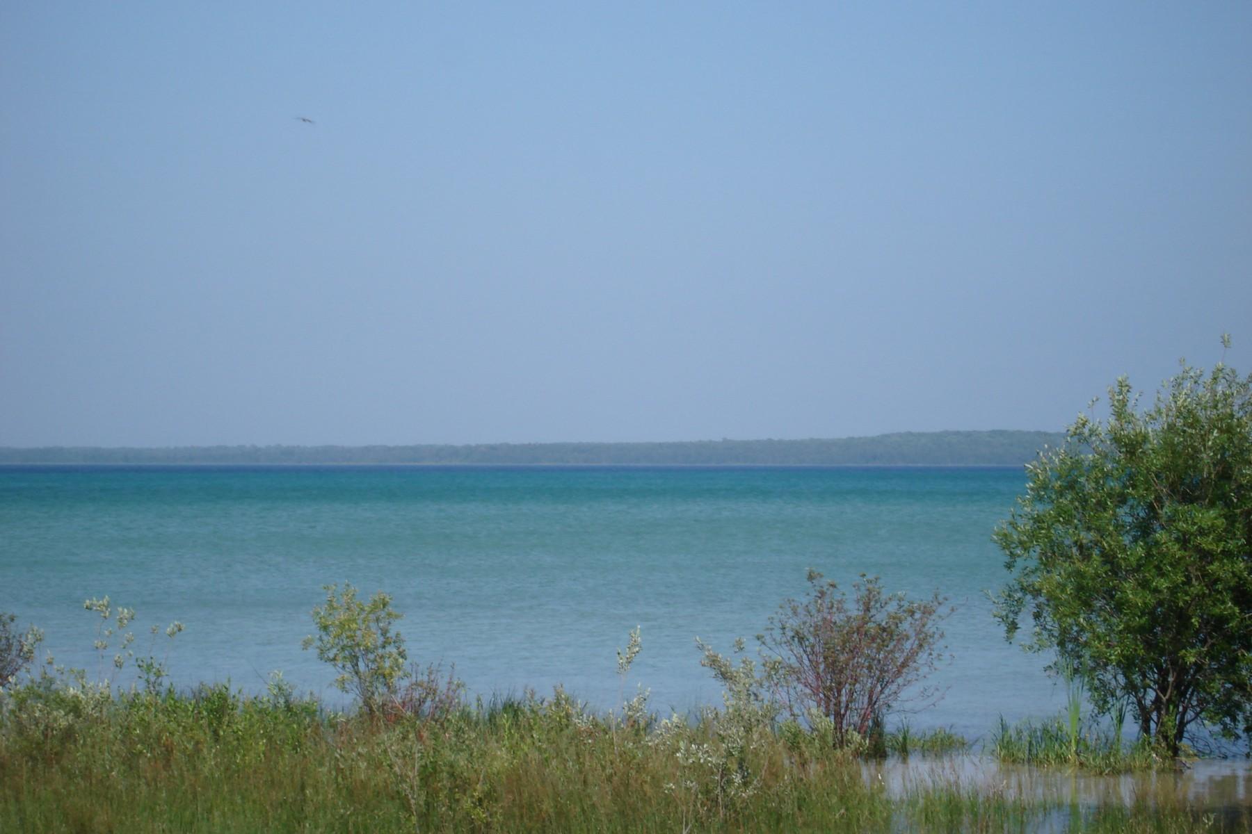 Terrain pour l Vente à Garden Island View Road Beaver Island, Michigan, 49782 États-Unis