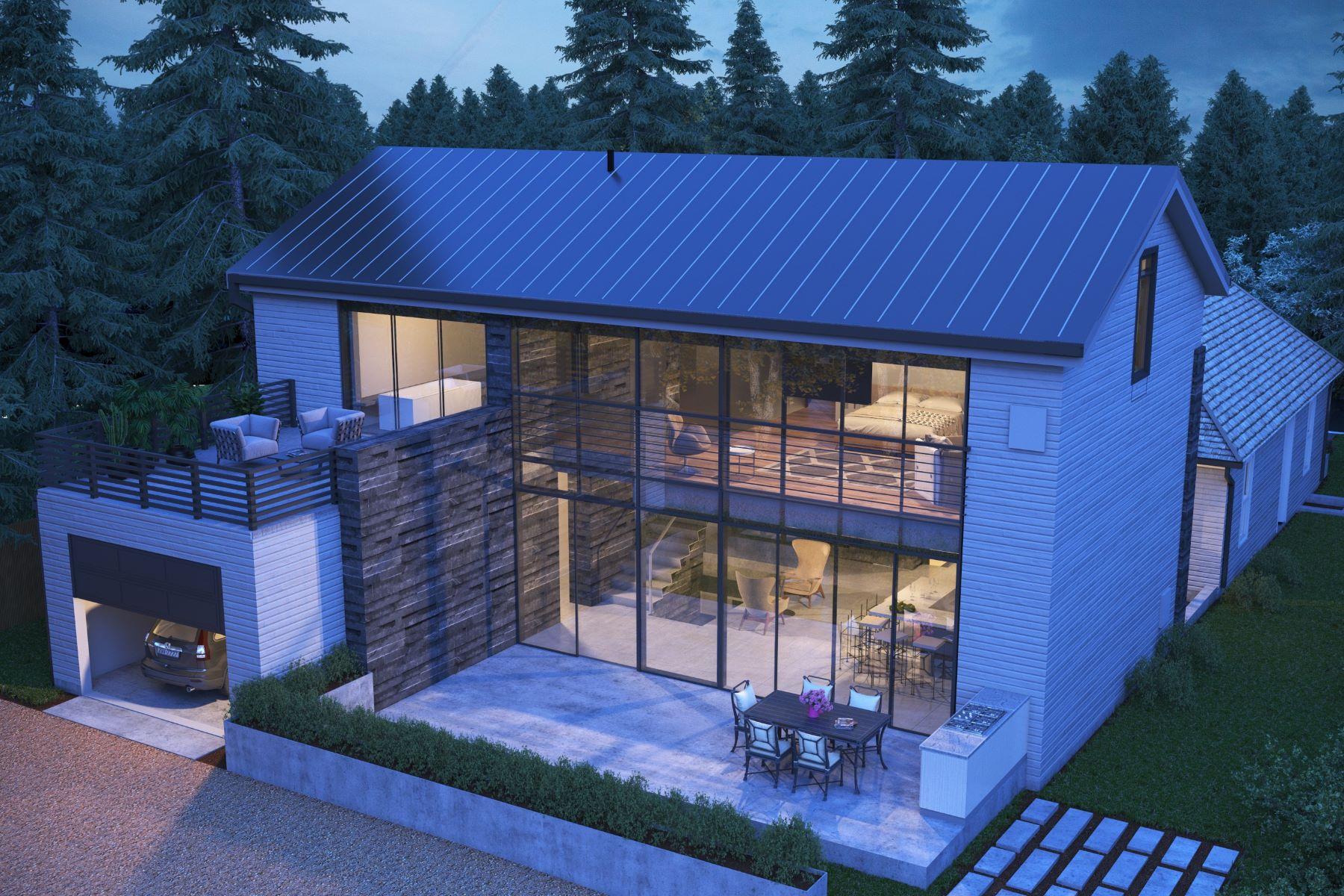Частный односемейный дом для того Продажа на Heart of the West End 417 W Hallam Street West End, Aspen, Колорадо, 81611 Соединенные Штаты