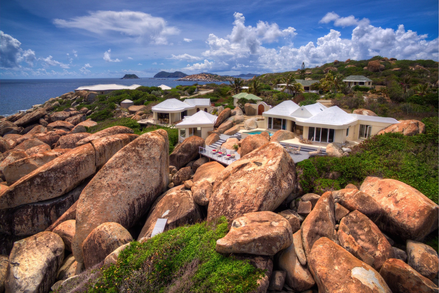Villa per Vendita alle ore Water's Edge Crook Bay, Virgin Gorda Isole Vergini Britanniche