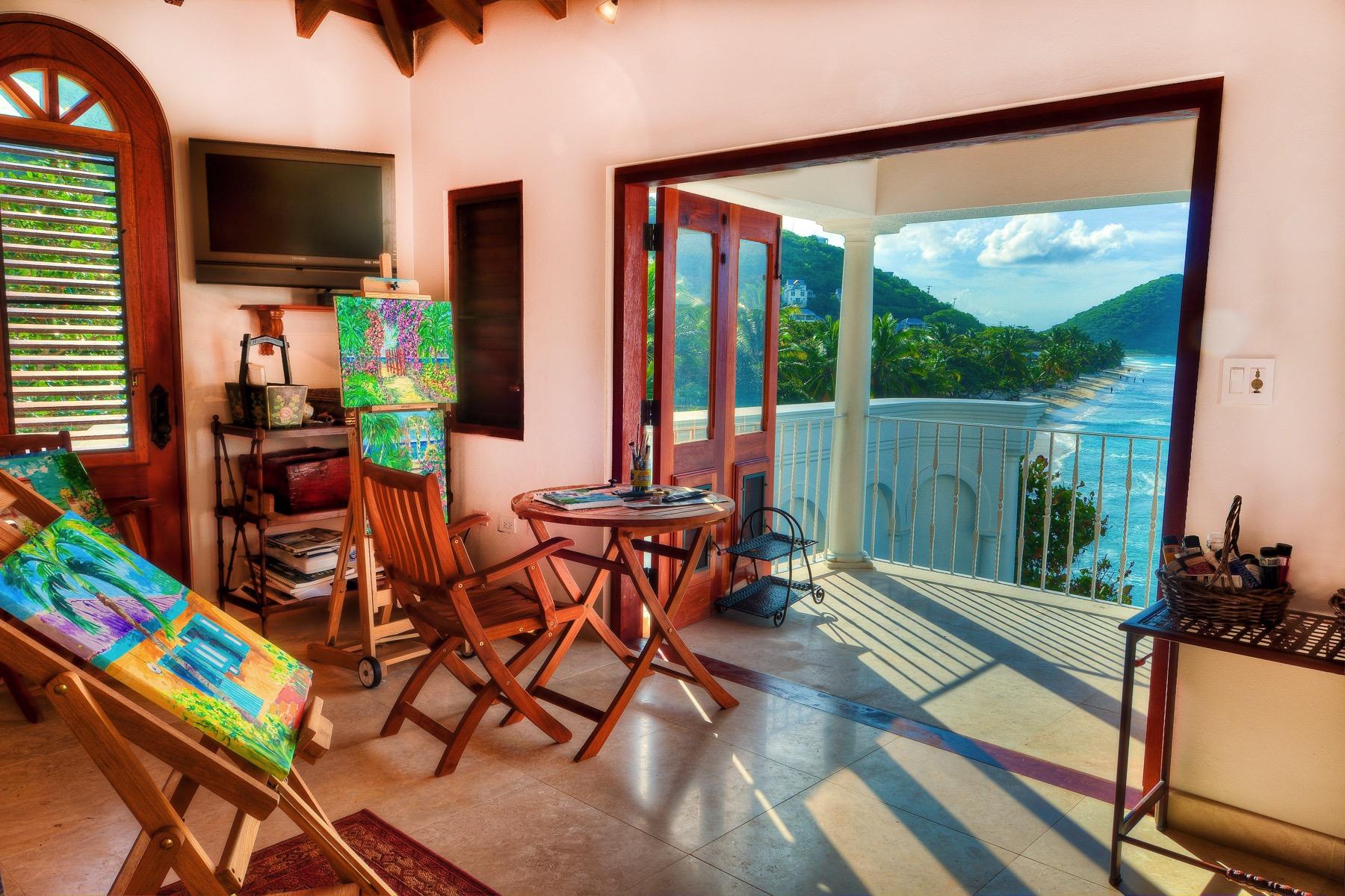 Additional photo for property listing at Sunset Villa Long Bay, Tortola British Virgin Islands