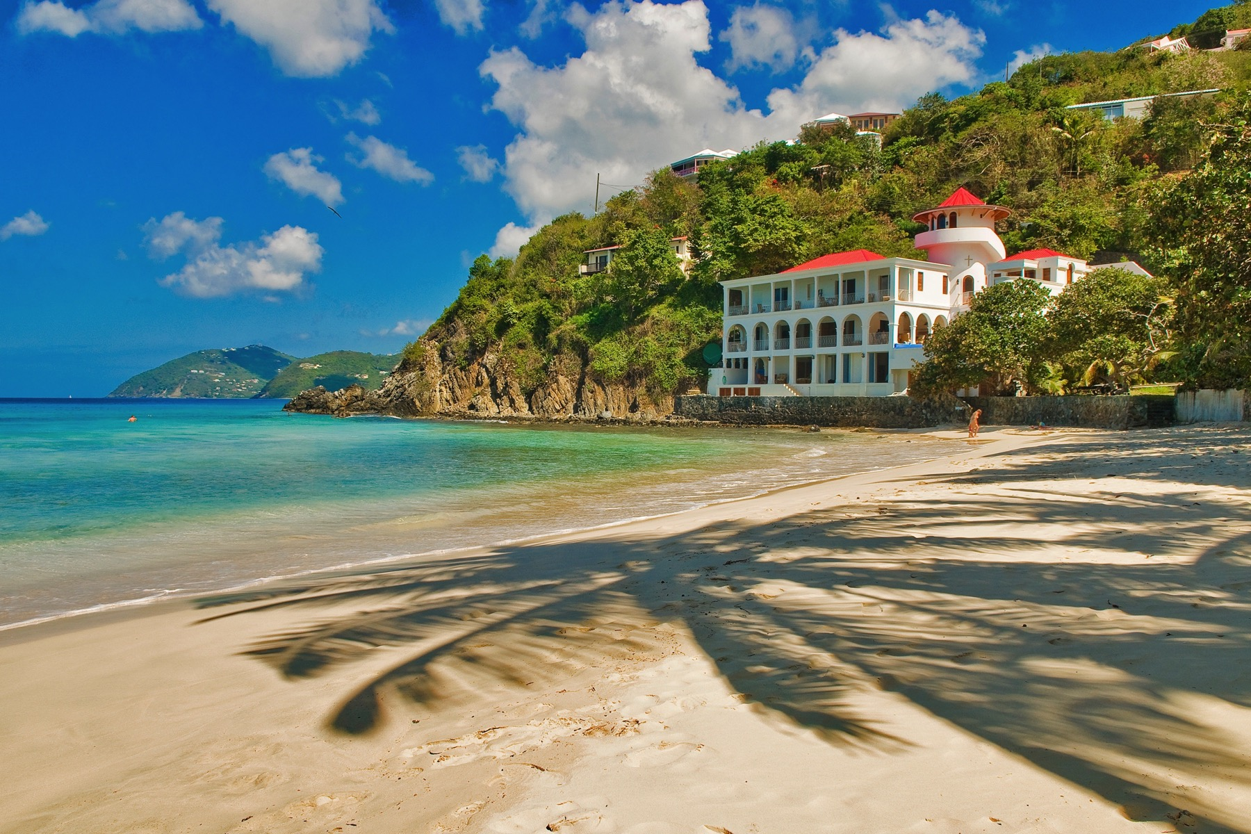 واحد منزل الأسرة للـ Sale في Sunset Villa Long Bay, Tortola British Virgin Islands