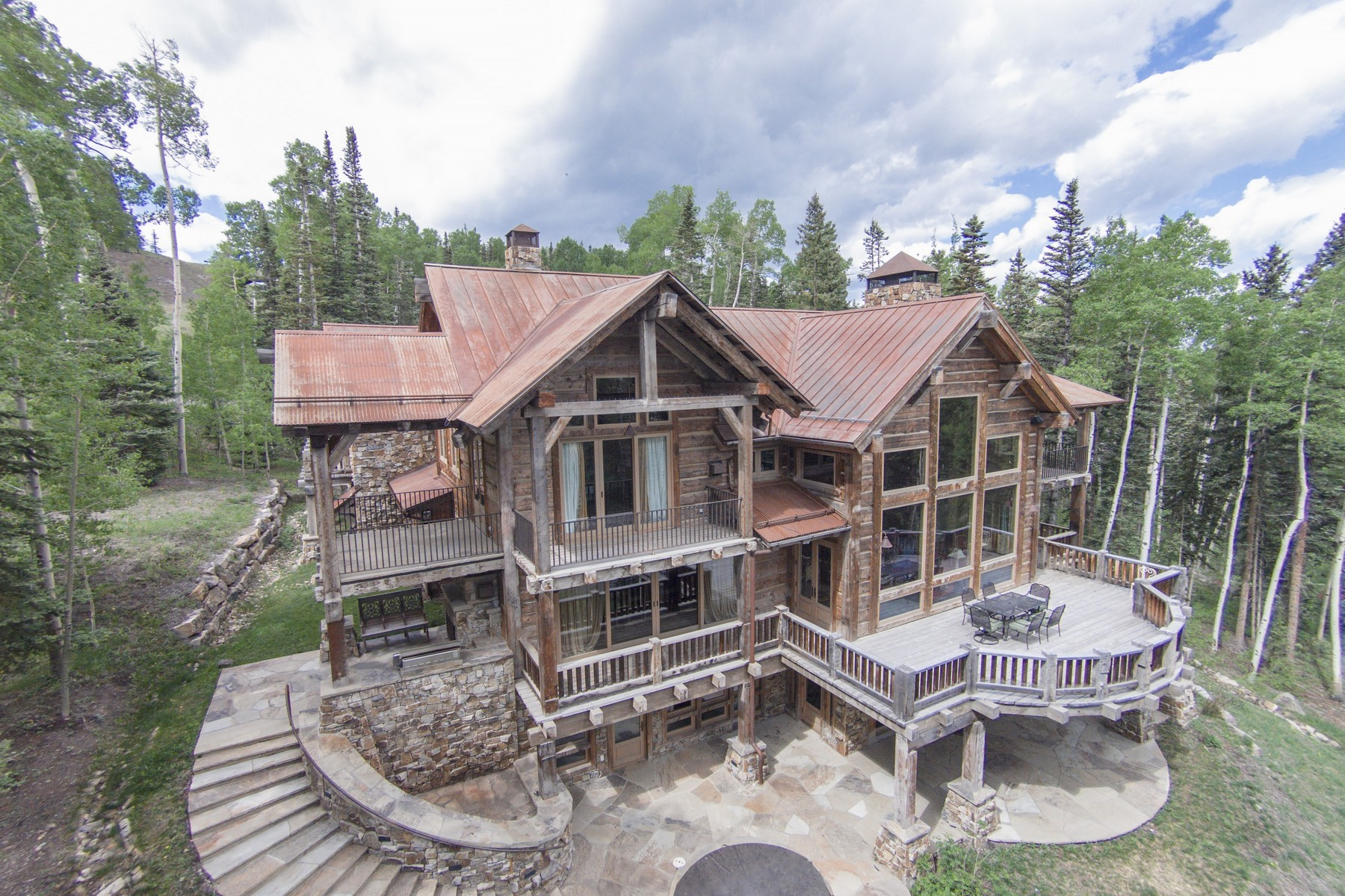 Single Family Home for Active at 274 Benchmark Drive 274 Benchmark Drive Mountain Village, Colorado 81435 United States