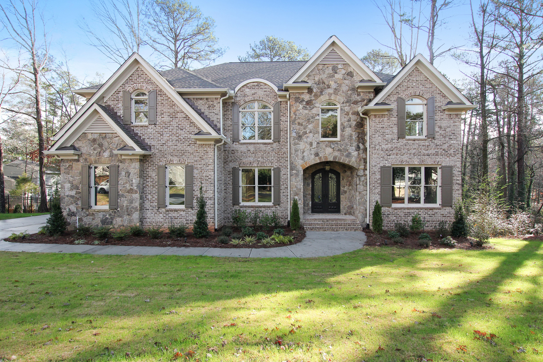 Vivienda unifamiliar por un Venta en New Construction Luxury Home, Convenient and Top Schools 1791 Greystone Court Marietta, Georgia, 30068 Estados Unidos