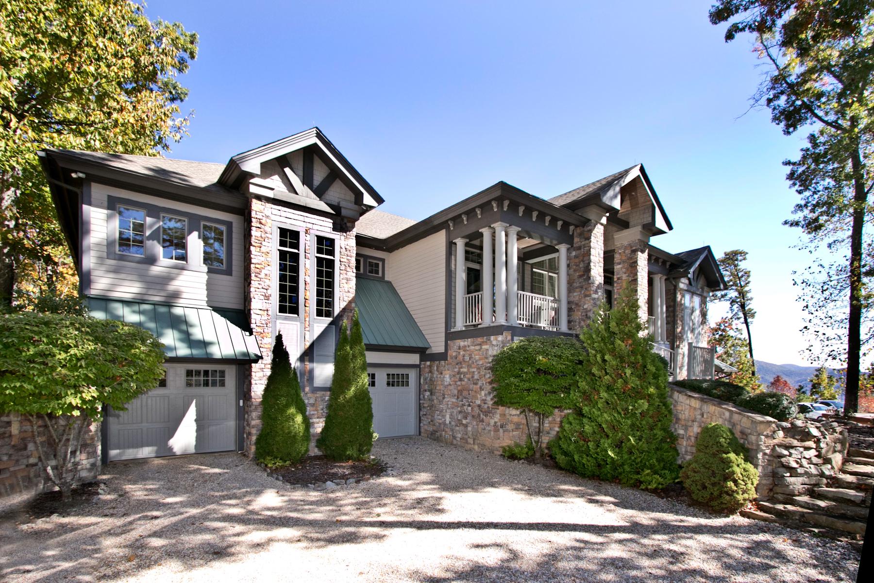 独户住宅 为 销售 在 921 Smokey Hollow Drive 迪拉德, 乔治亚州, 30537 美国