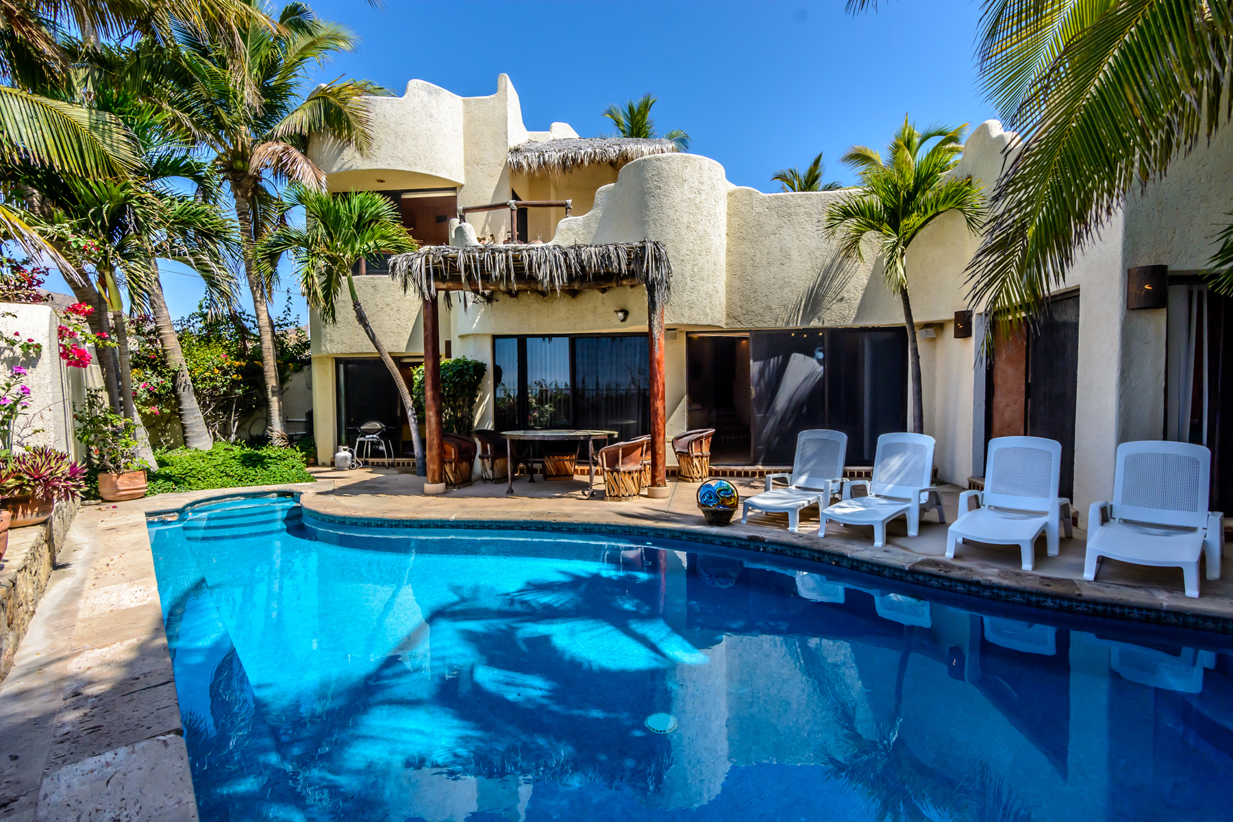 Additional photo for property listing at Casa de la Playa San Jose Del Cabo, Baja California Sur México